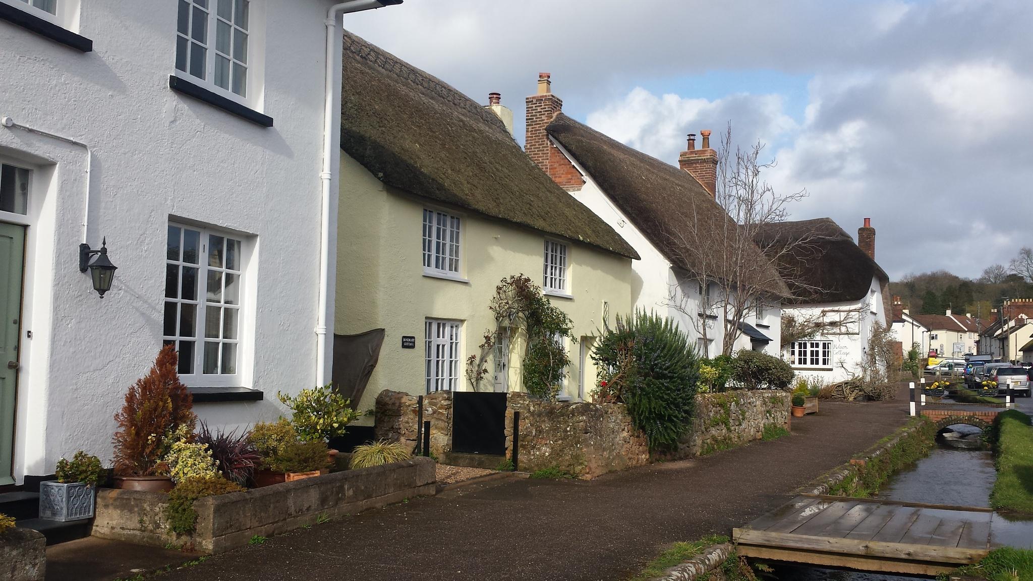 Otterton, Devon UK by chris_ironside