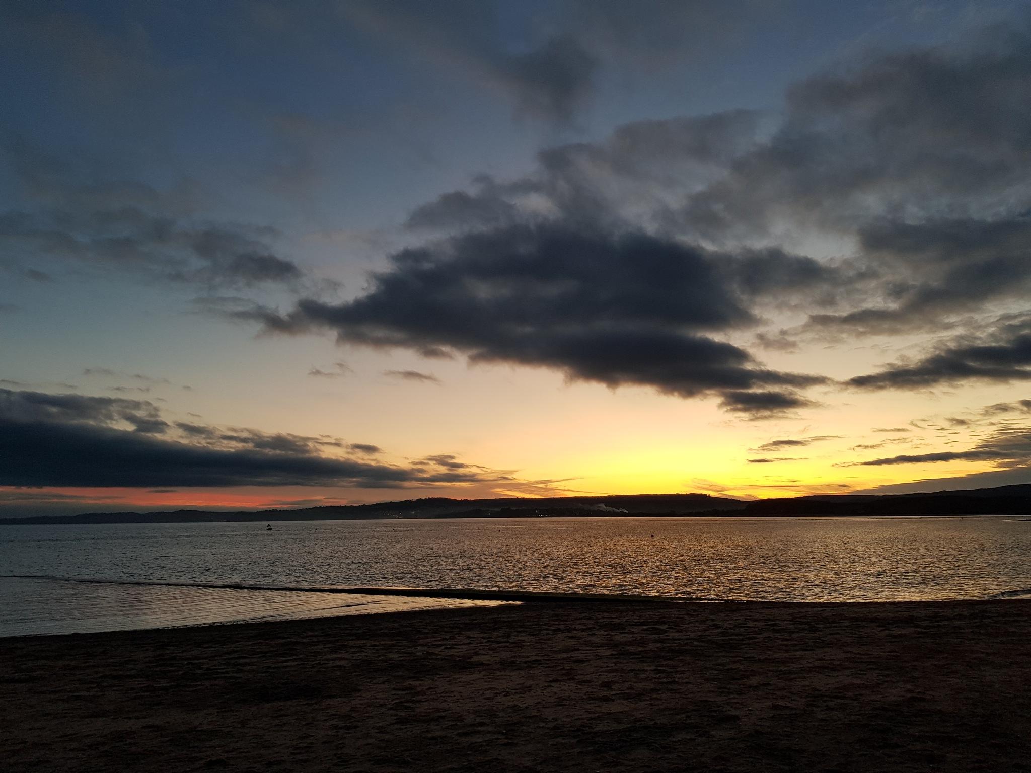 sunset by chris_ironside