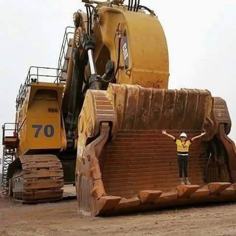 maquinas pesadas by Jorge Luiz Paula da Silva
