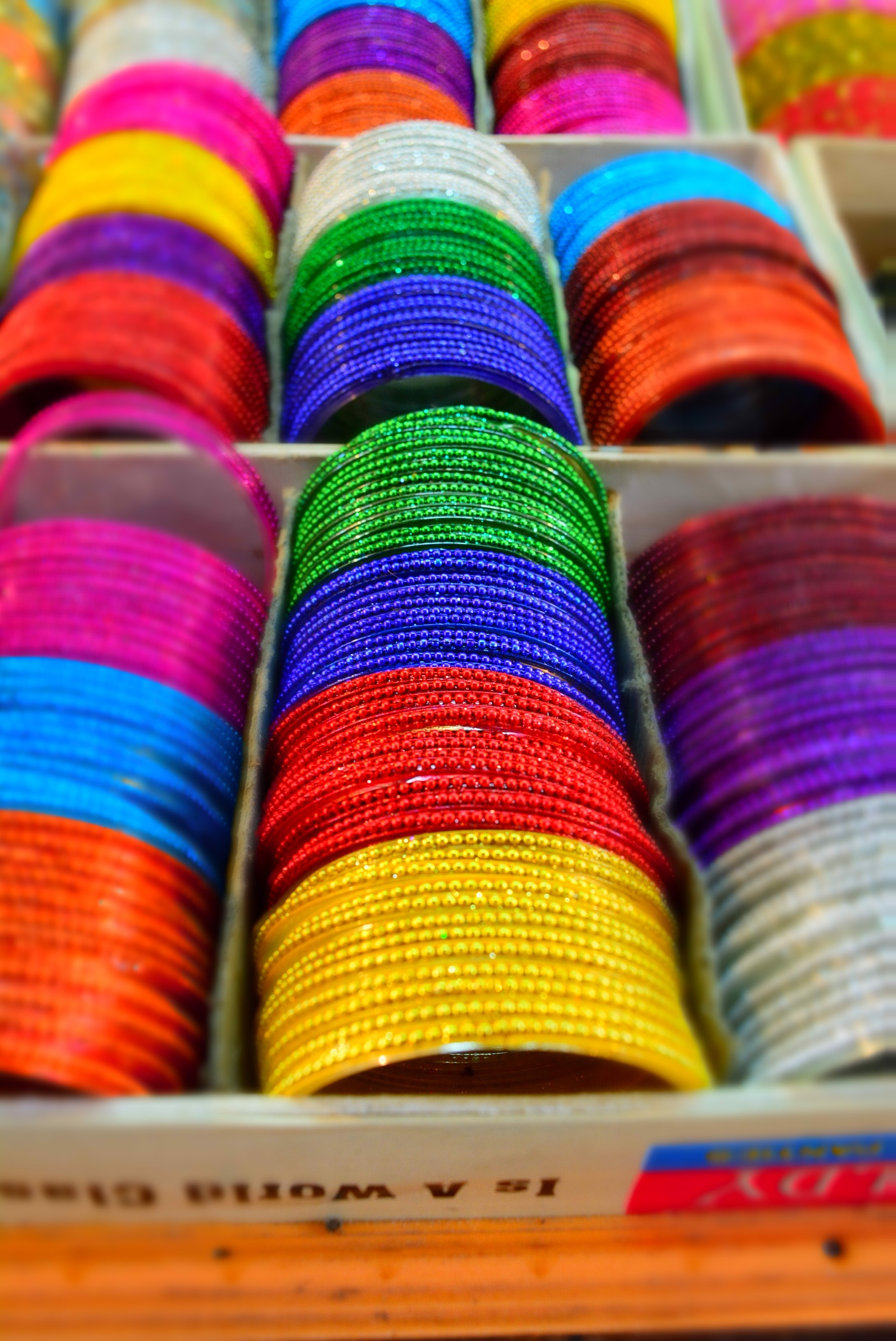 Photo in Random #mysore #bangles #market