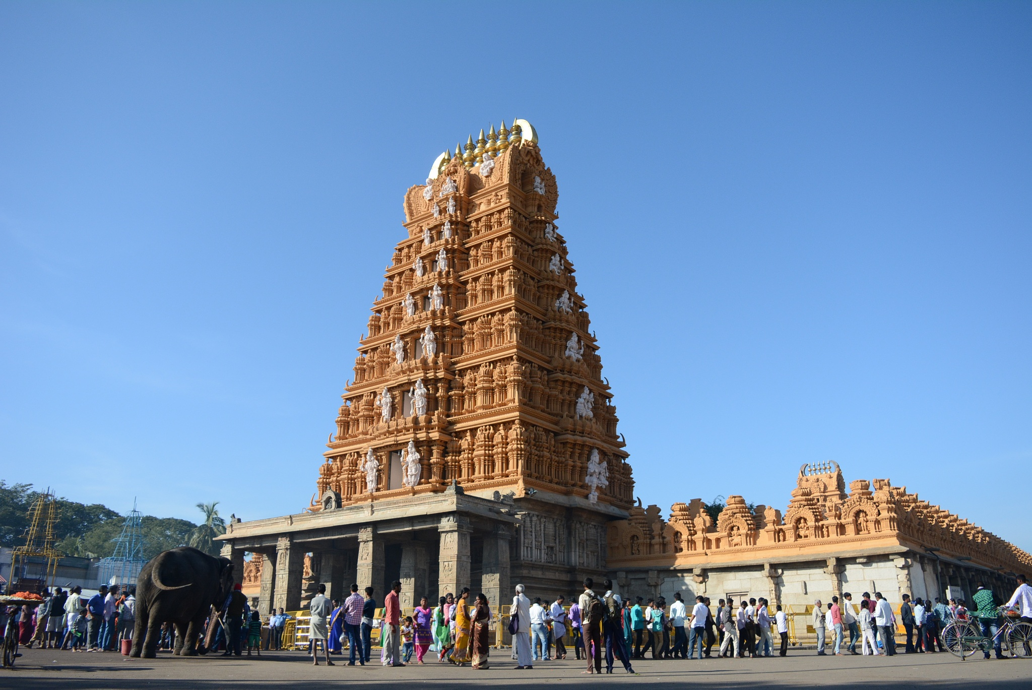 Nanjangud Temple, Mysore by Nishanth N