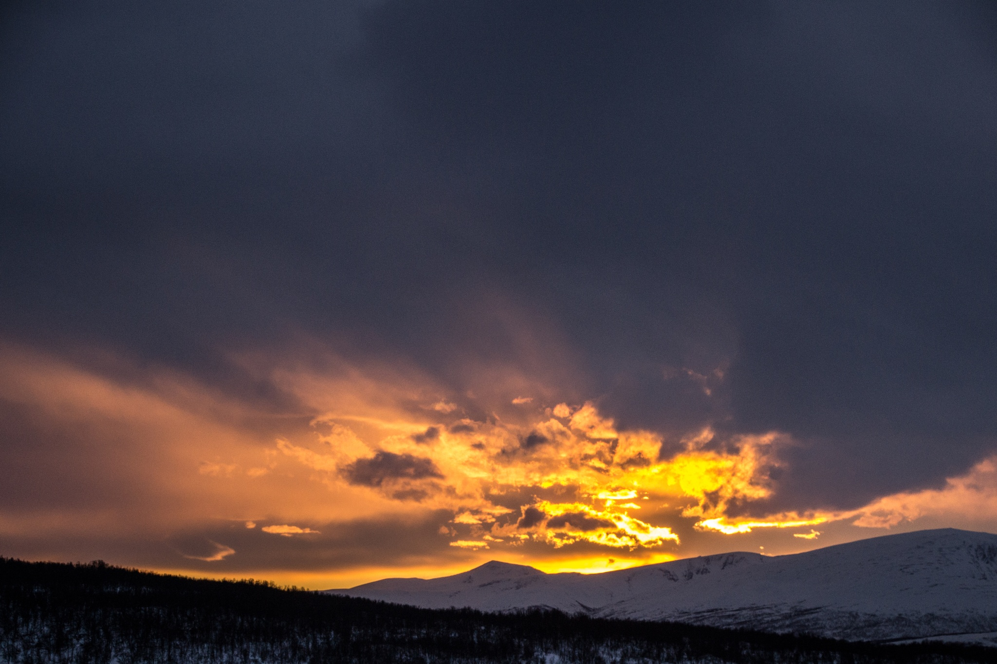 Sunset by SveinBorre