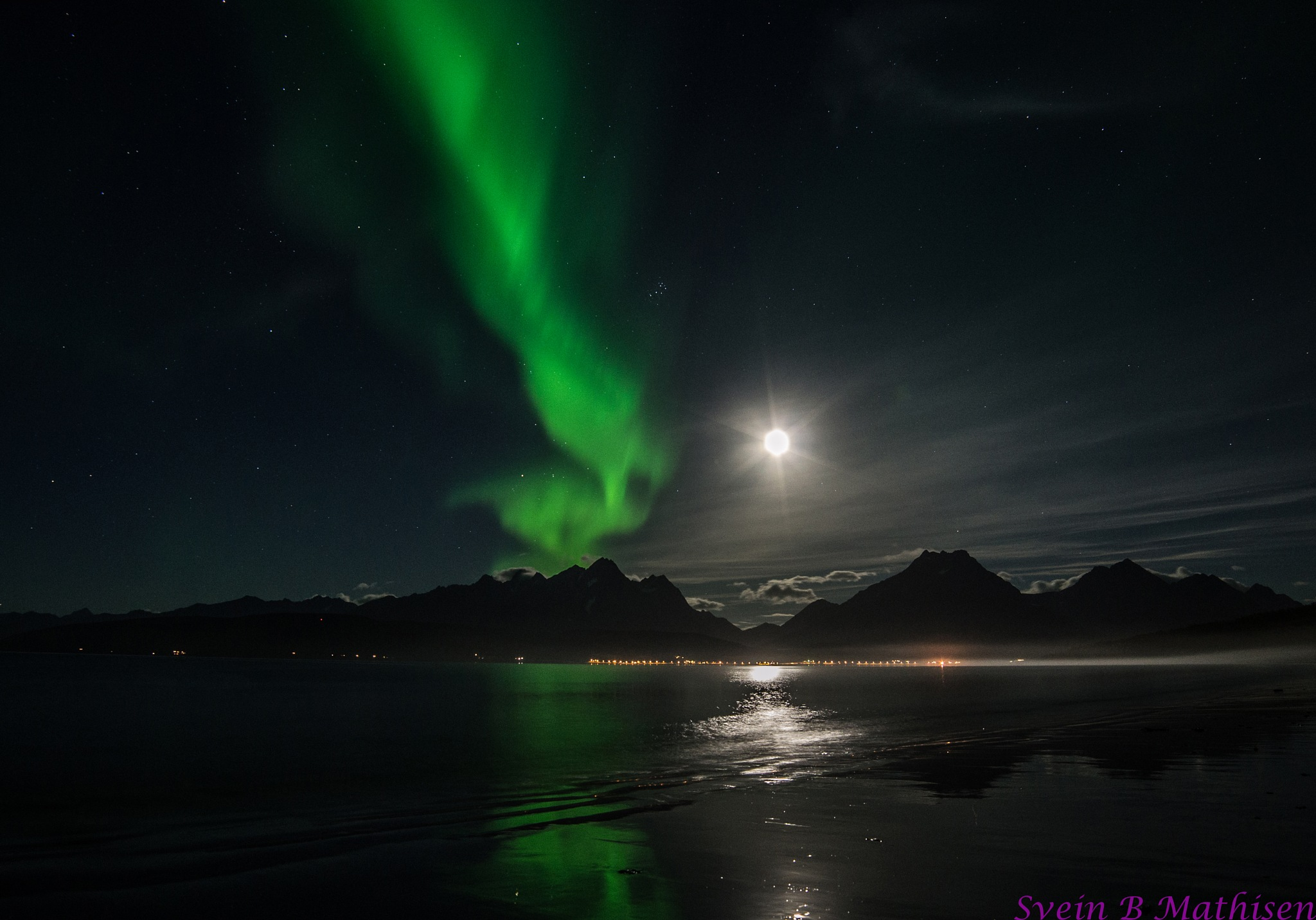 Nothern light by SveinBorre