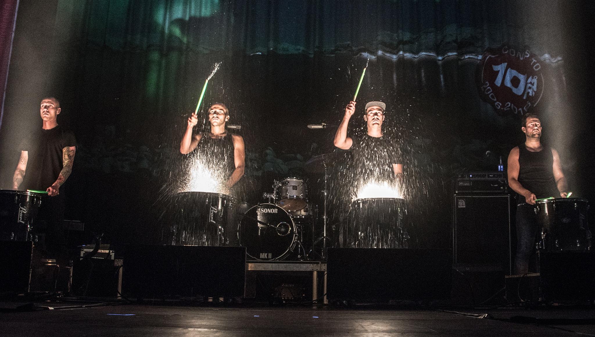 Copenhagen drummers by SveinBorre