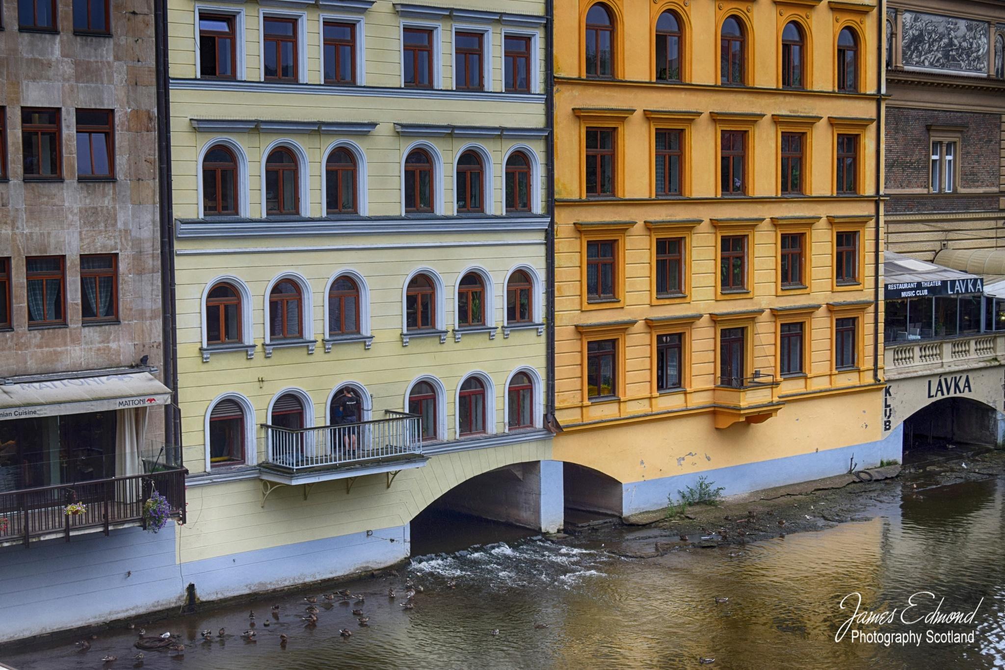 Prague, Czech Republic by James Edmond Photography