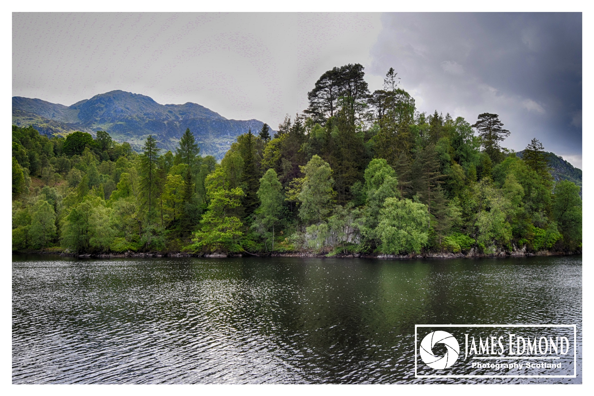 Loch Katrine Scotland UK by James Edmond Photography