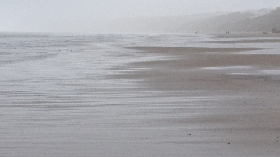 a grey day in Filey, spring 201 by ed_brown