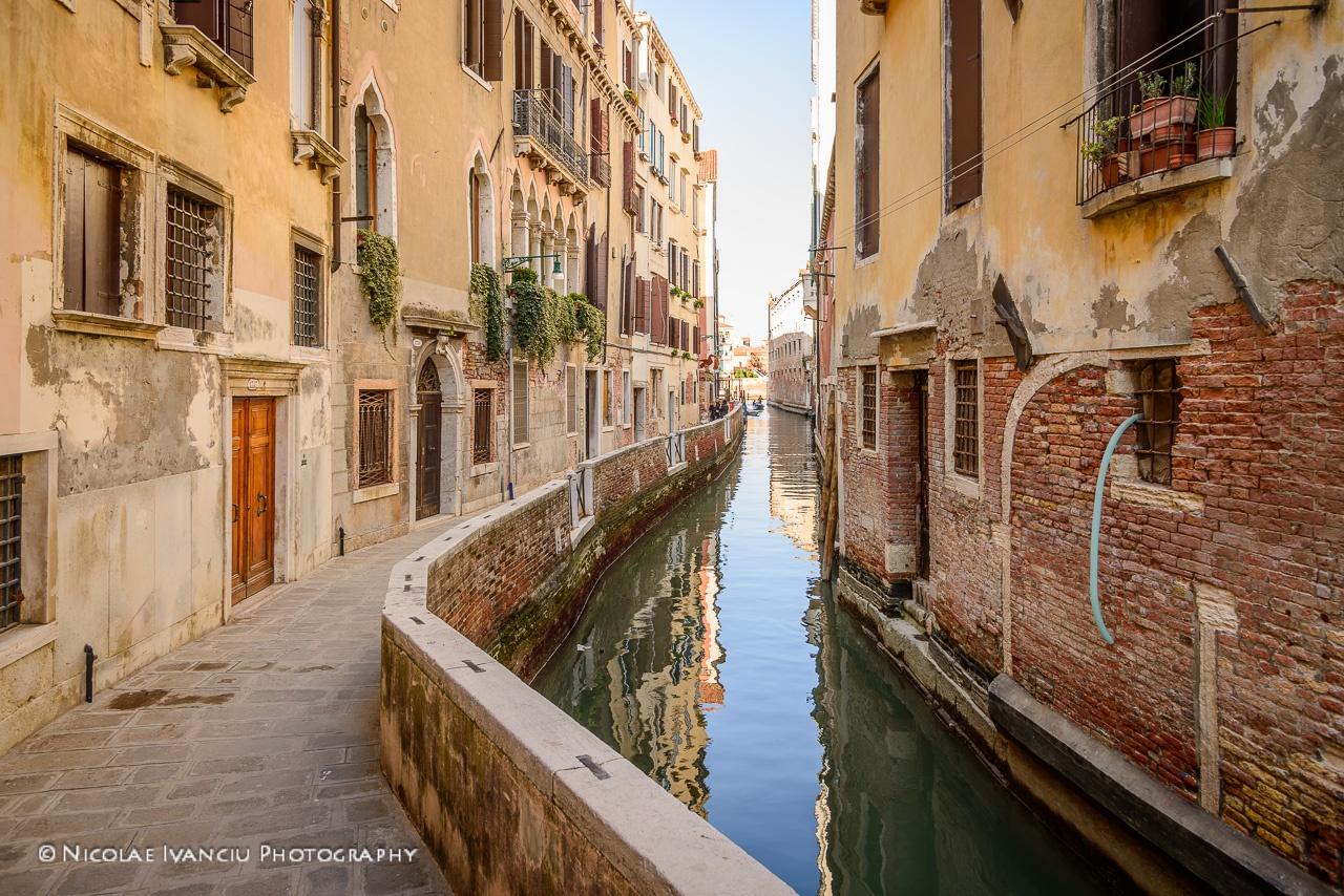 Venezia by Nicolae Ivanciu