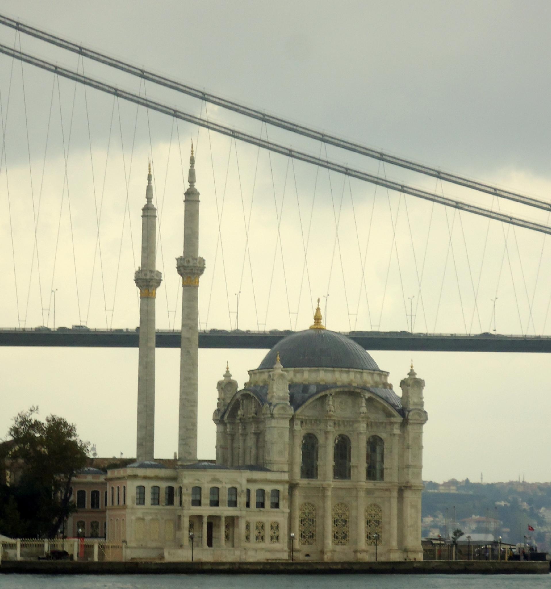 ORTAKÖY CAMİİ by yasargunlar