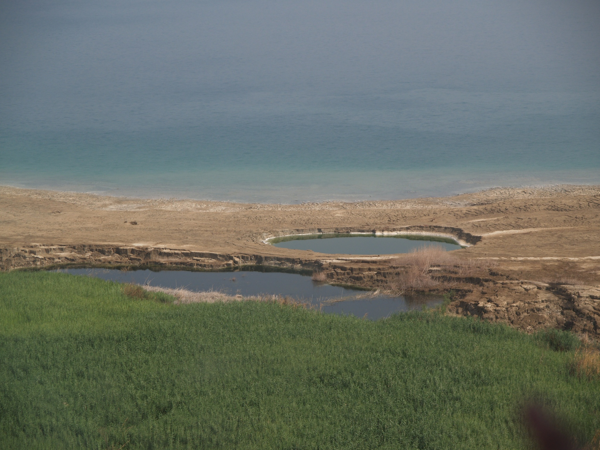 Dead Sea, Israel by Eassa