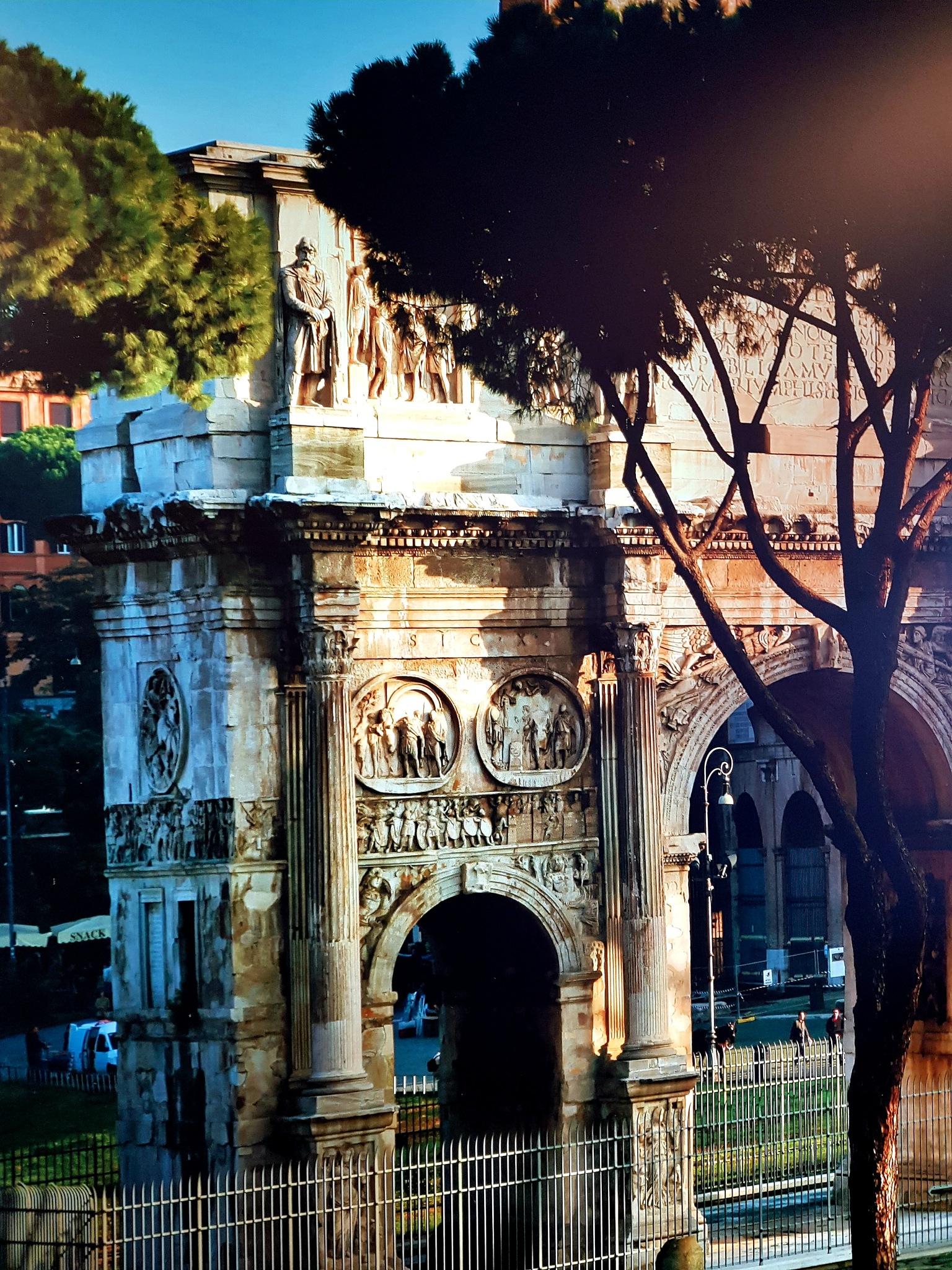 Roma, Italy by Eassa