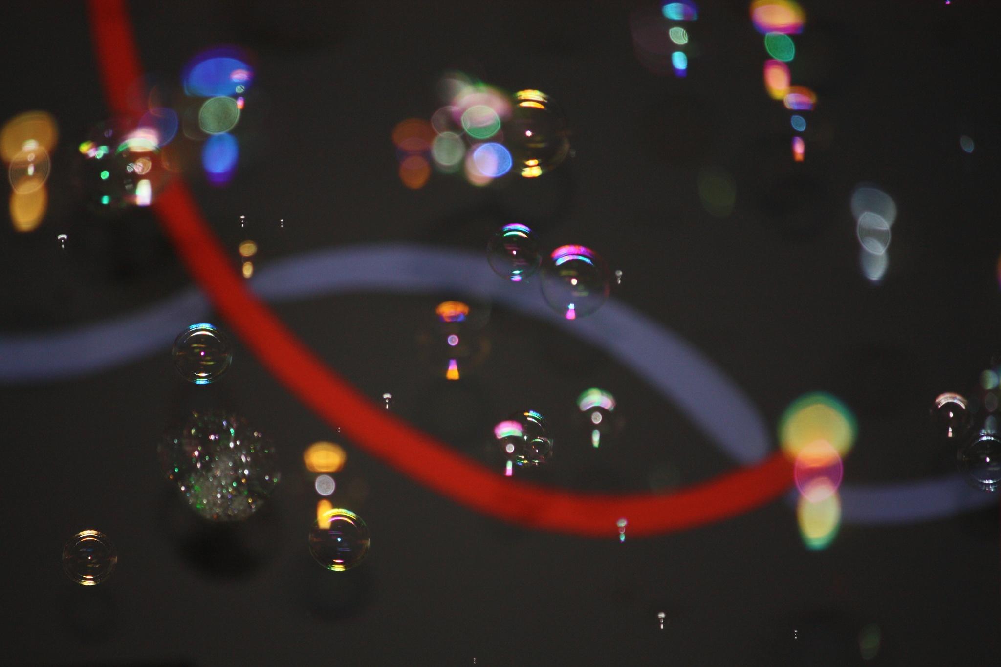 Soap bubbles by Eassa