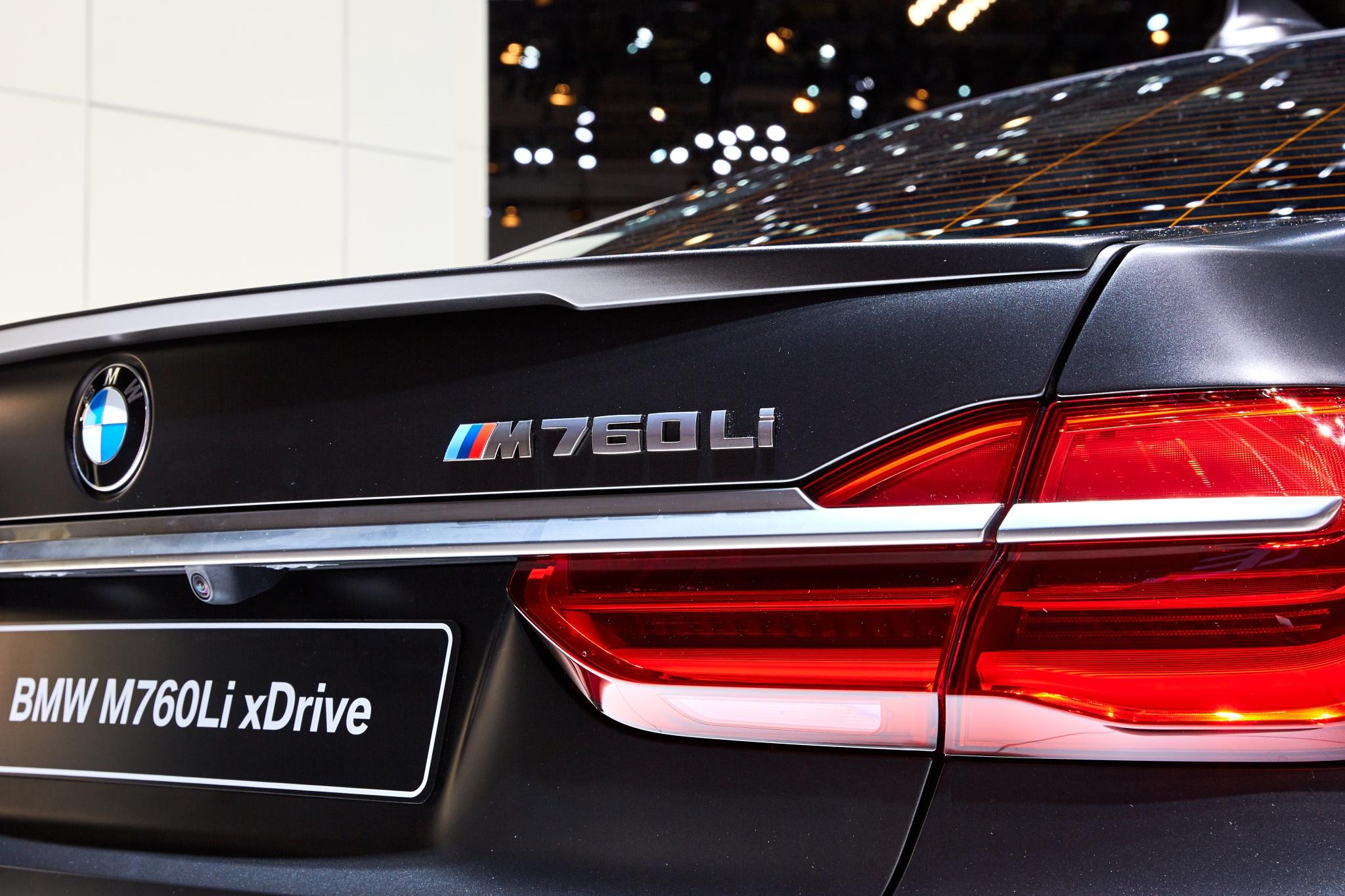 2016 BMW M760iL xDrive by Aleksandr Zavatskiy