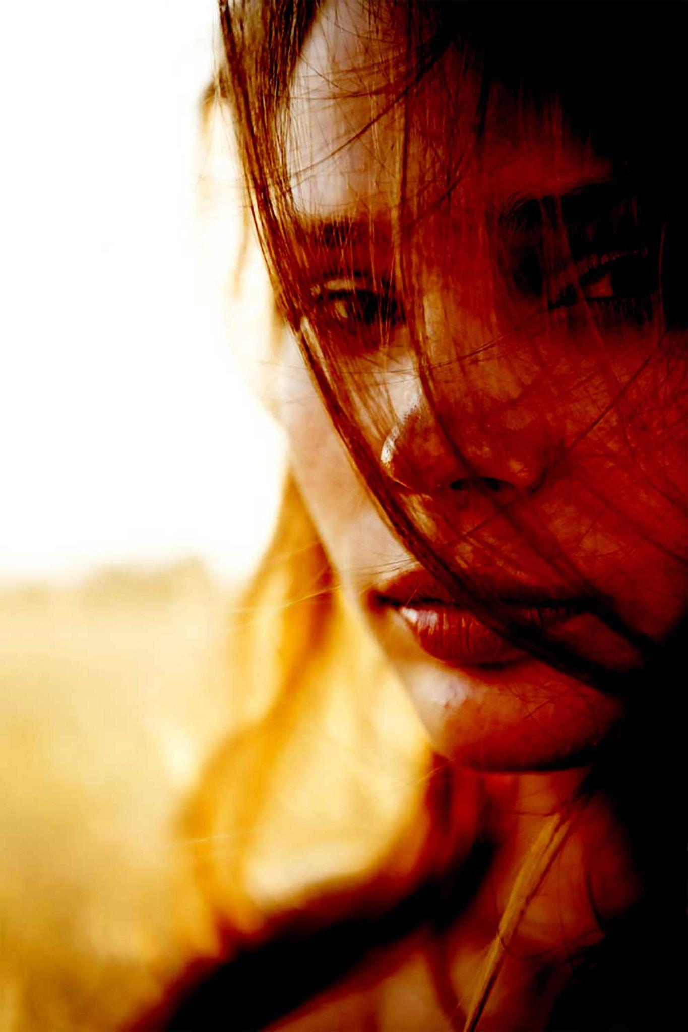 beauty in desert by Ahmad Safaii