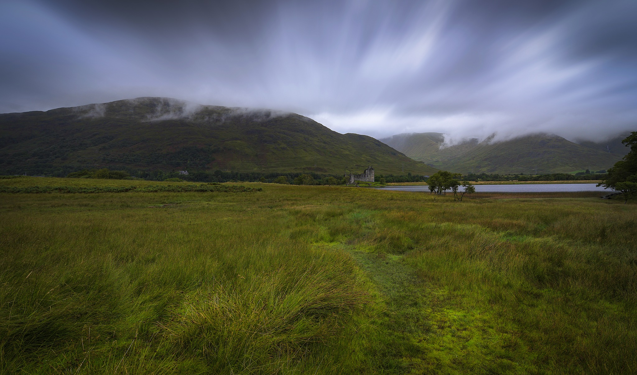 SCOTLAND'S MOUNTAINS AND HILLS by mark fisher