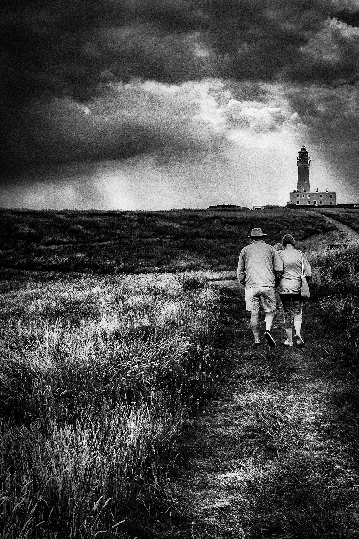 Moody Skies by mark fisher