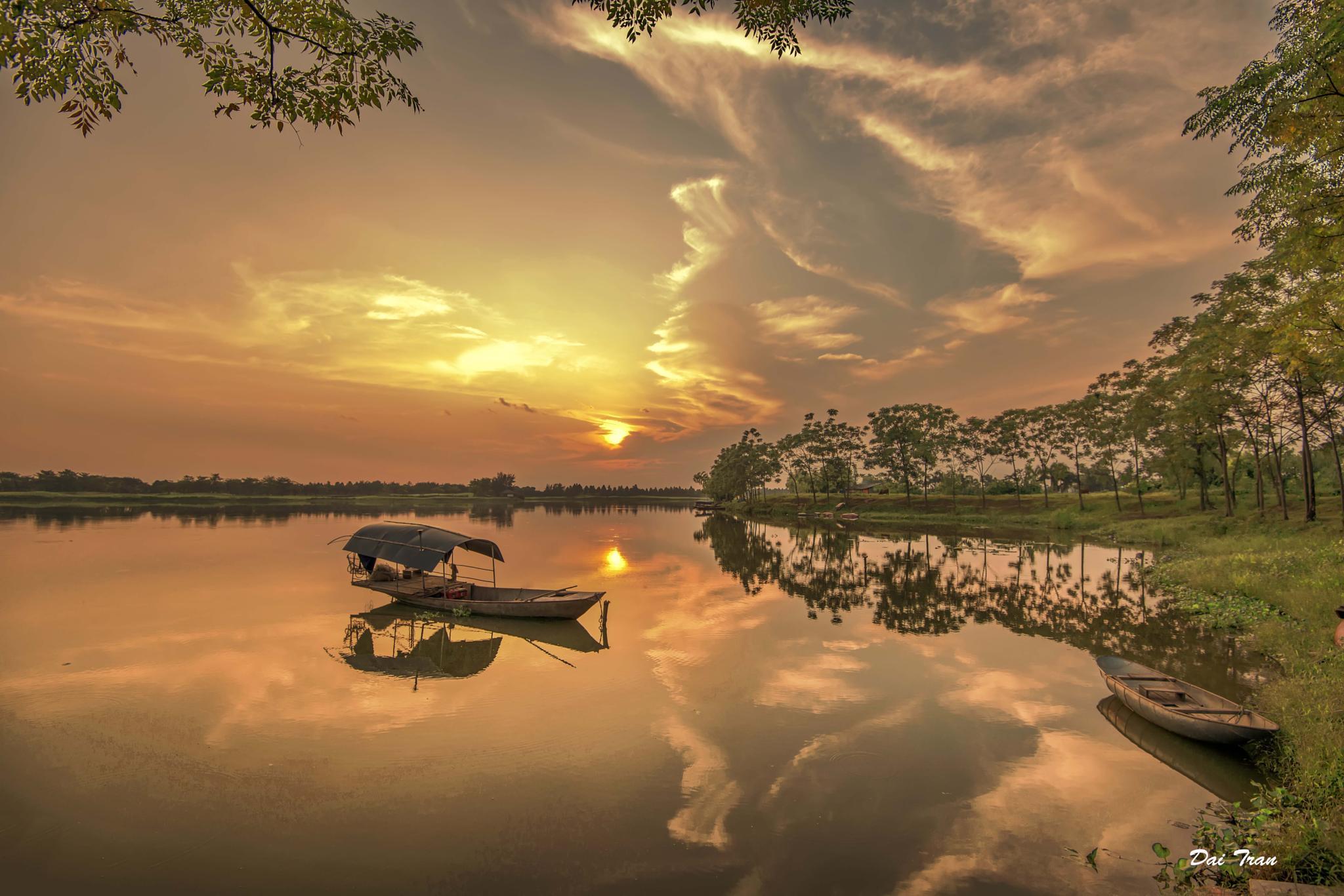 A beautiful day by Dai Tran