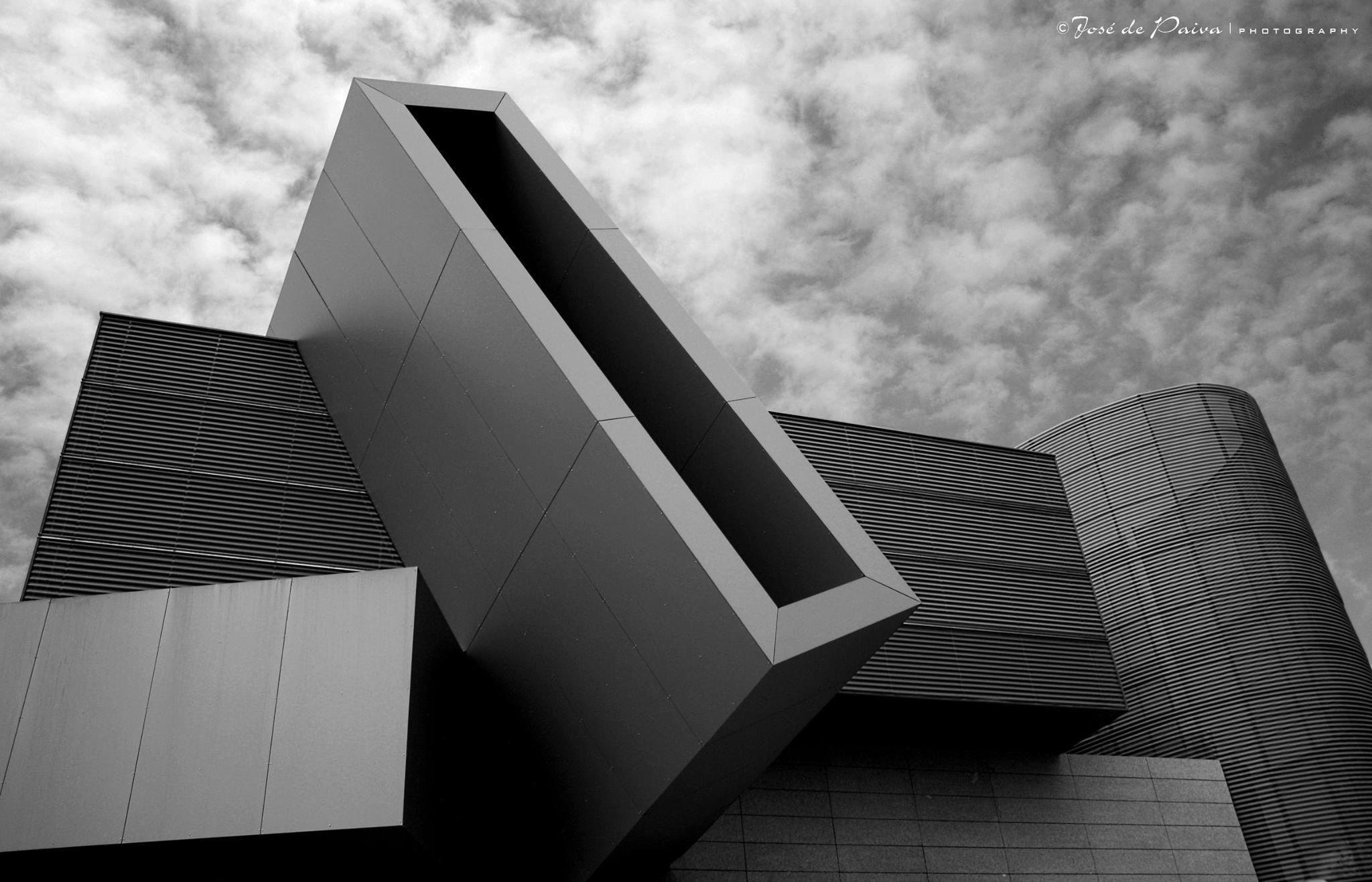 Photo in Architecture #architecture #black and white