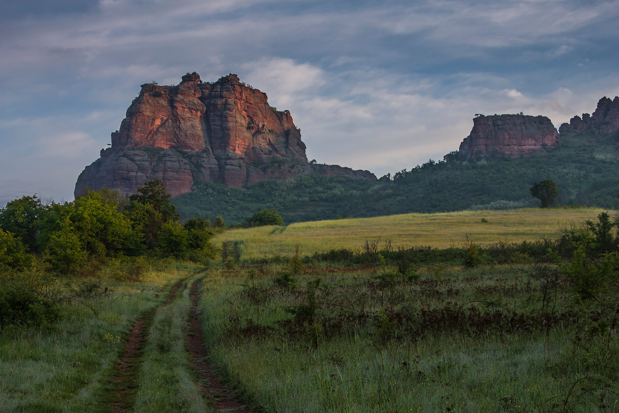 Belogradchik rocks by apetrov10