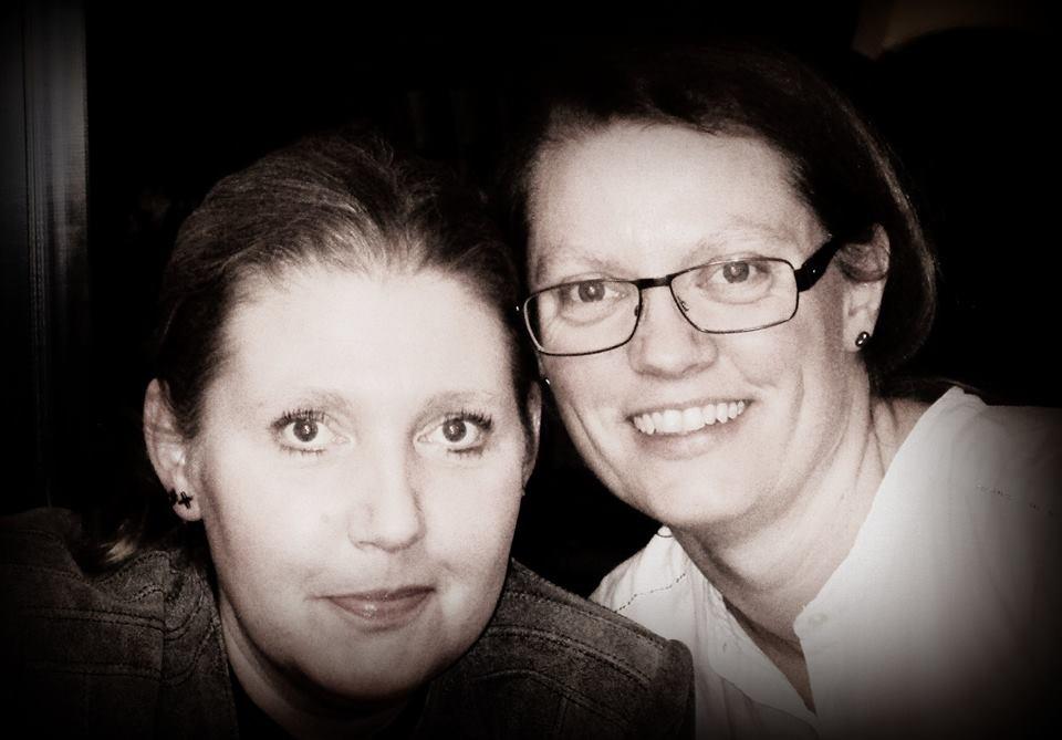 Pauline og Pernille (2016). by Pauline Bartholdy Lennholm
