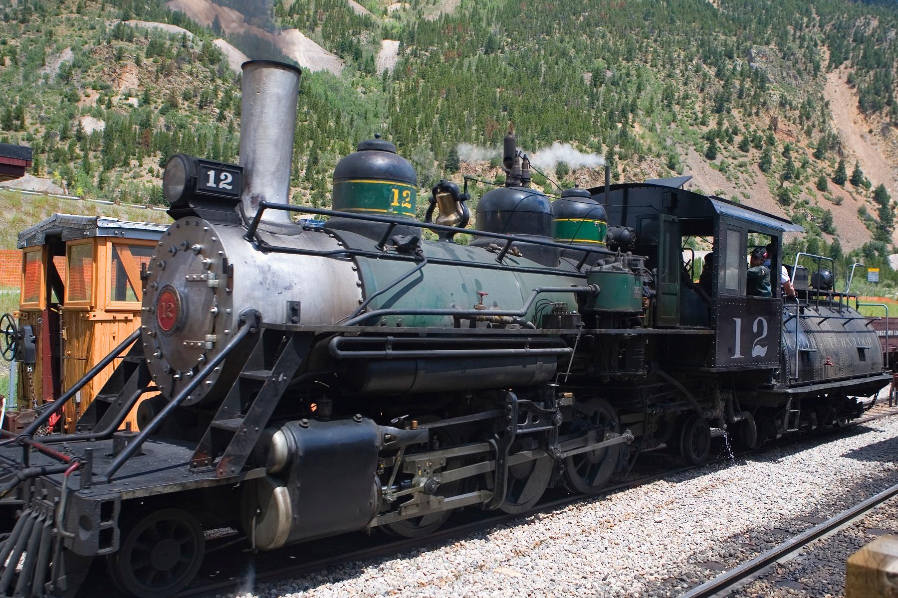 #12 Steam powered by Bernard Mordorski