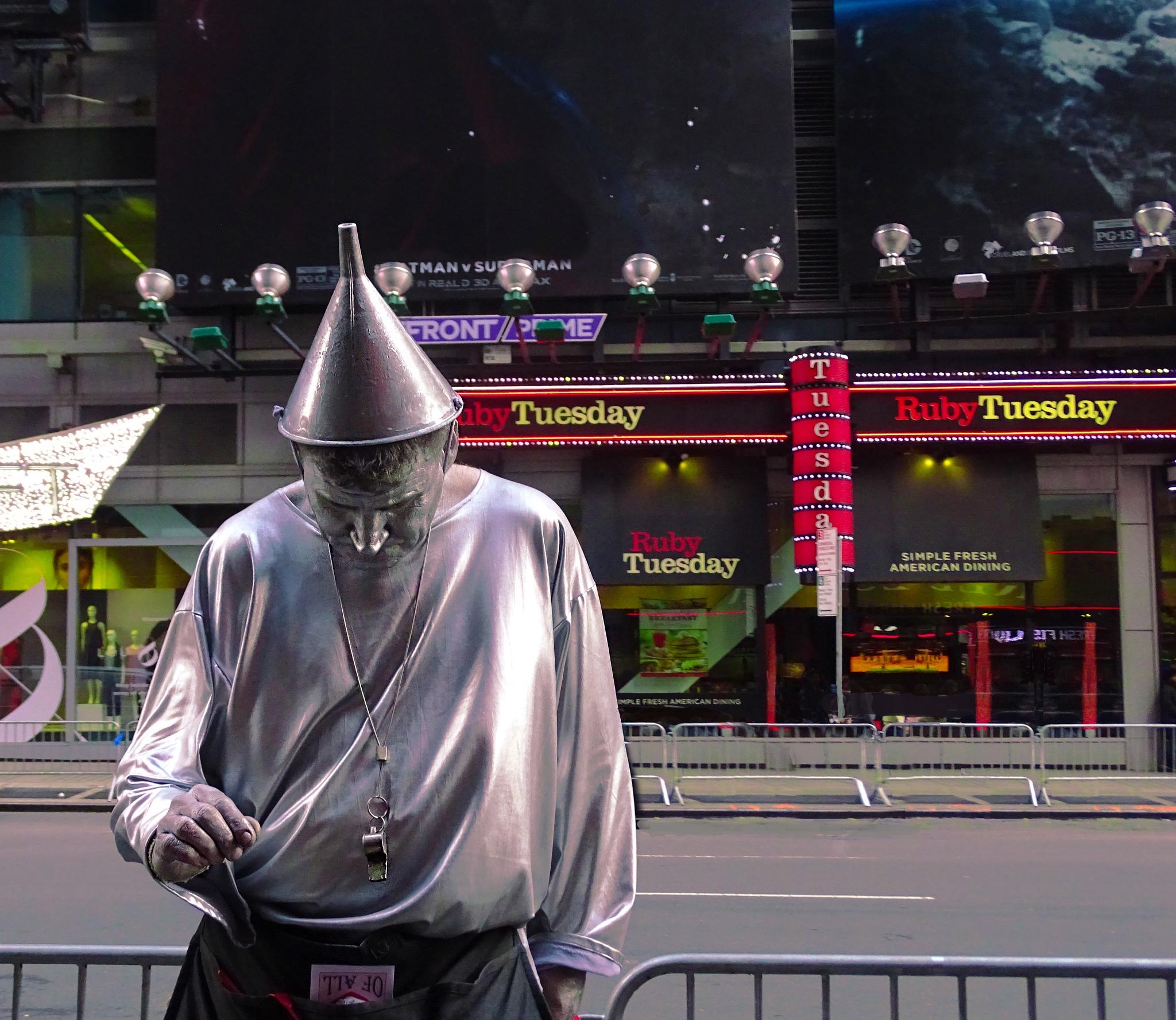 Times Square NYC by Frandy Suero Garcia