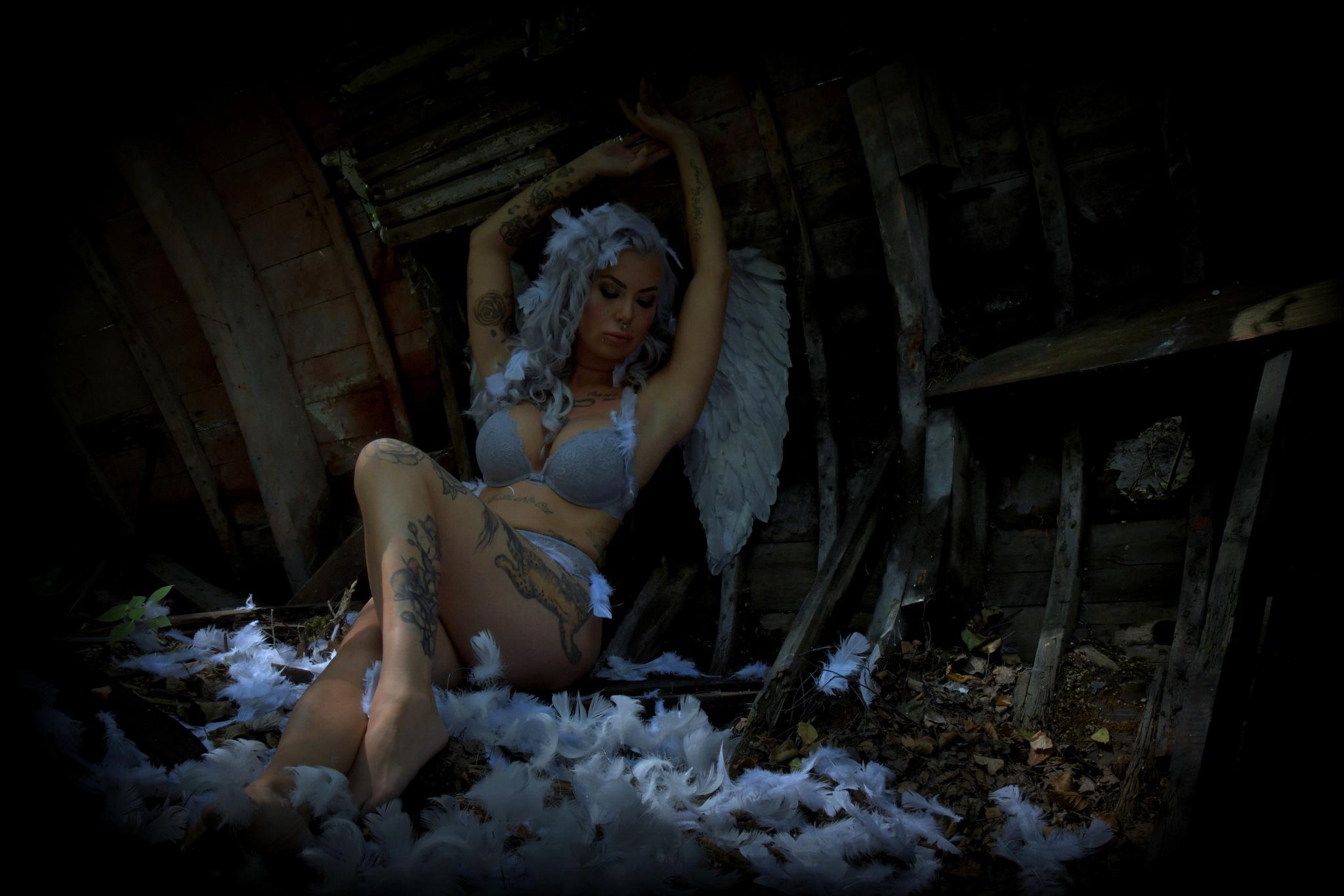 Broken Down Angel by Bworks