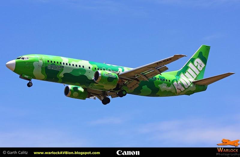 Camo Plane  by Warlock Av8ion