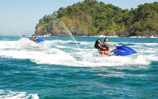 Jet Ski Adventures in Costa Rica by CR Vacation Properties
