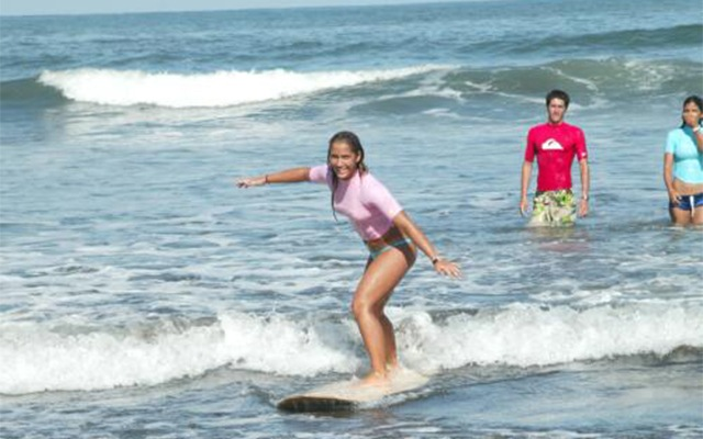 Surfing in Costa Rica  by CR Vacation Properties