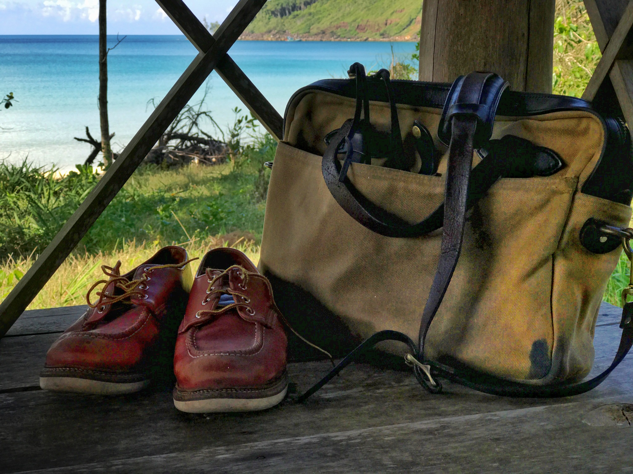 redwing & filson by jtexmusic