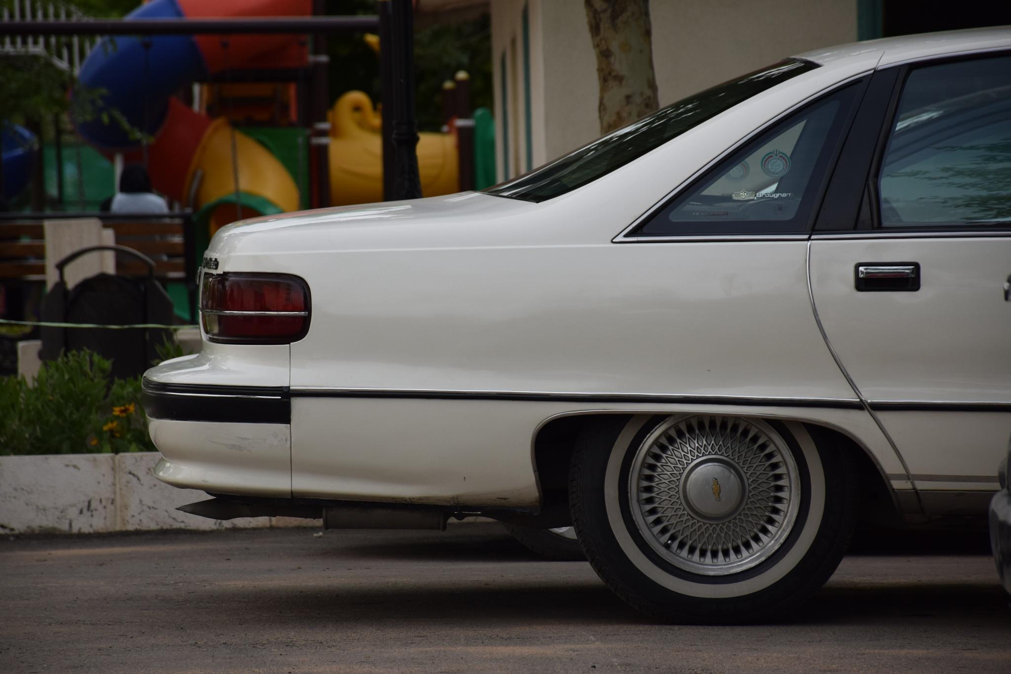 1991 Chevrolet Caprice by Farivar.TK