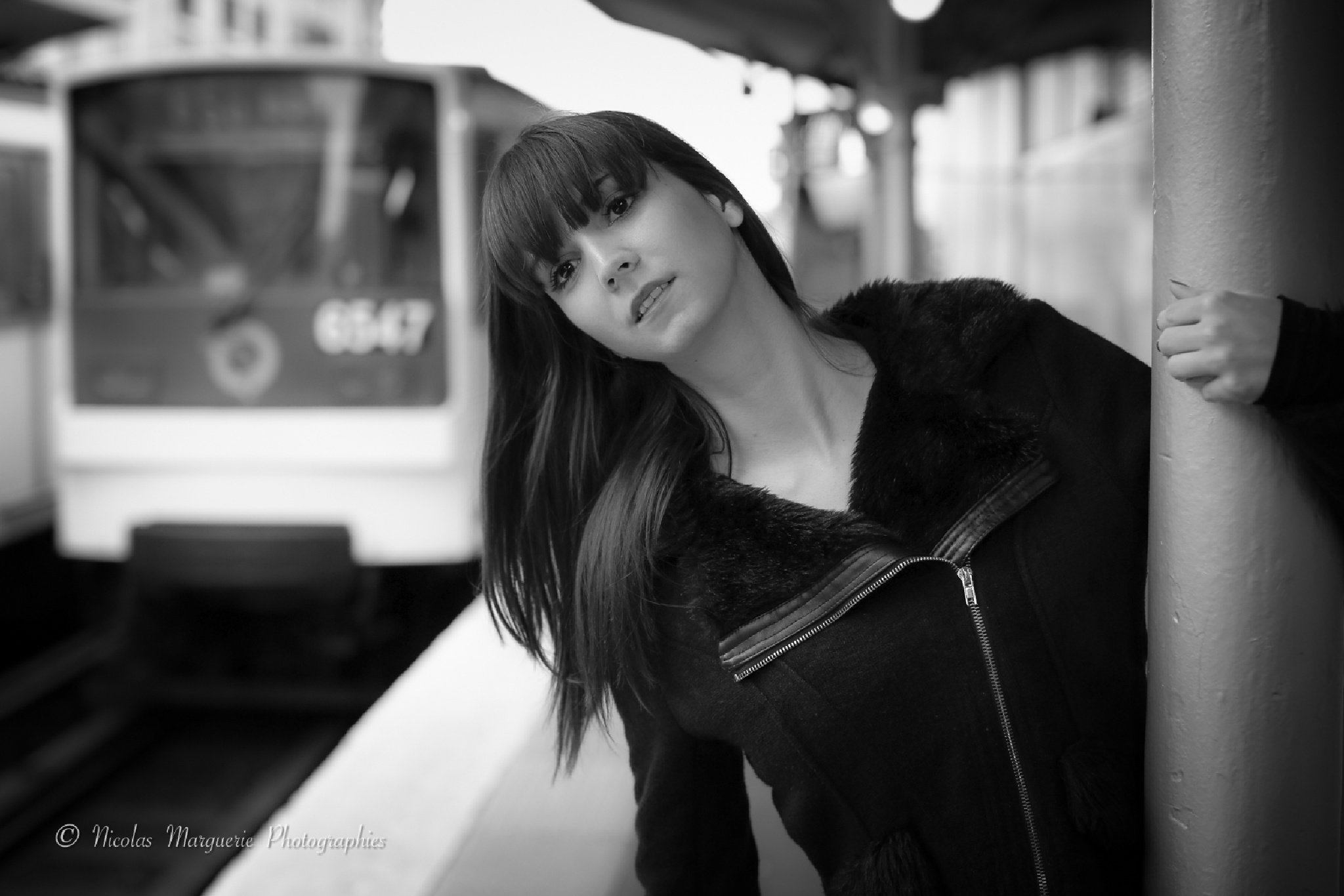 Pauline by Nicolas Marguerie Photographies