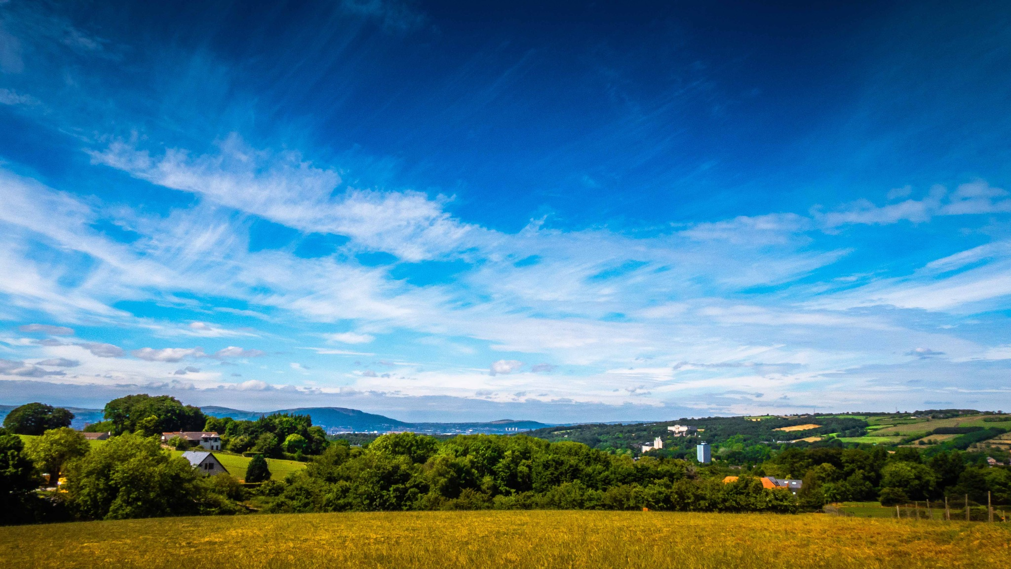 View from Streamvale by billymcwilliams