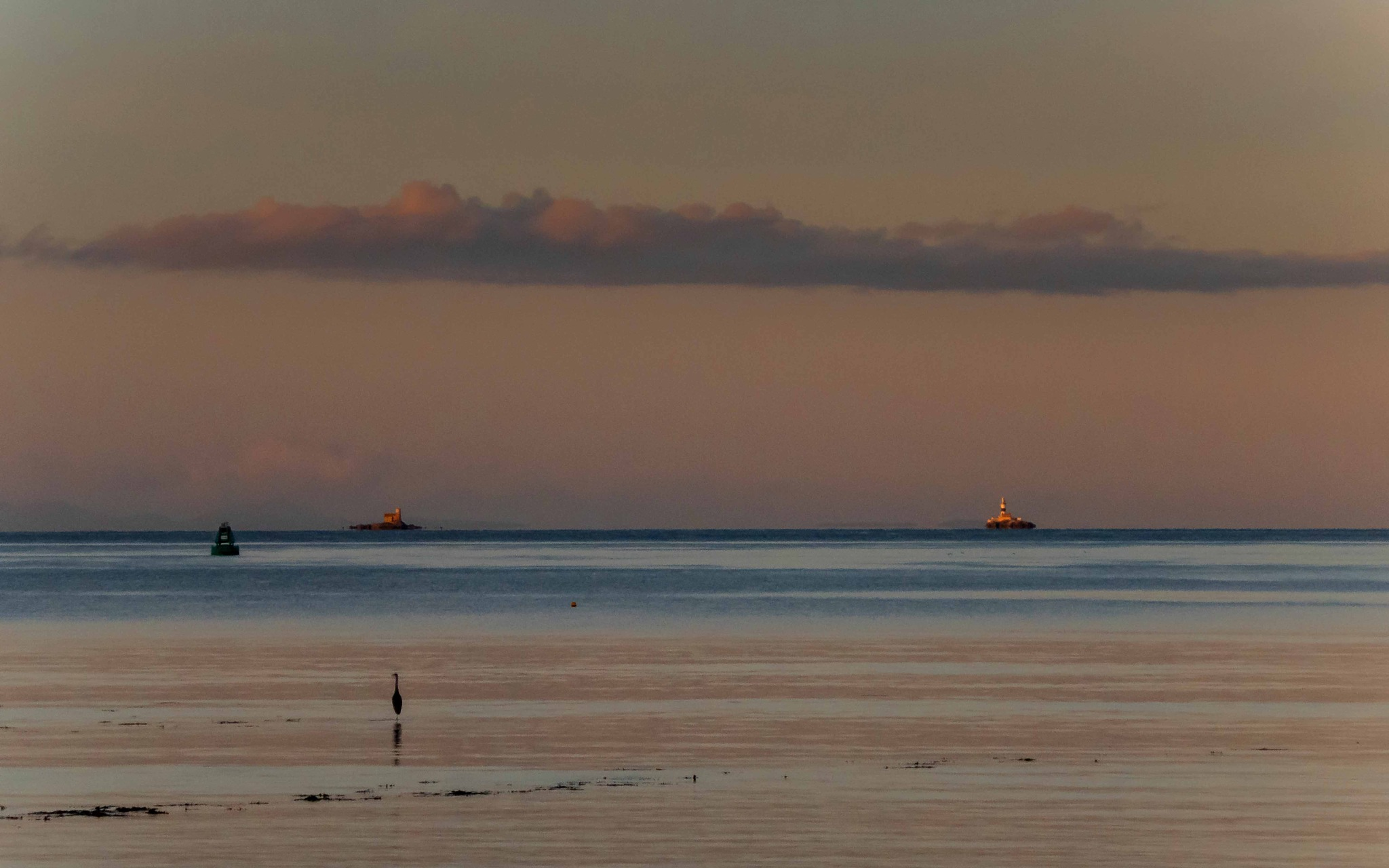 View from Sandy Bay no.2 by billymcwilliams