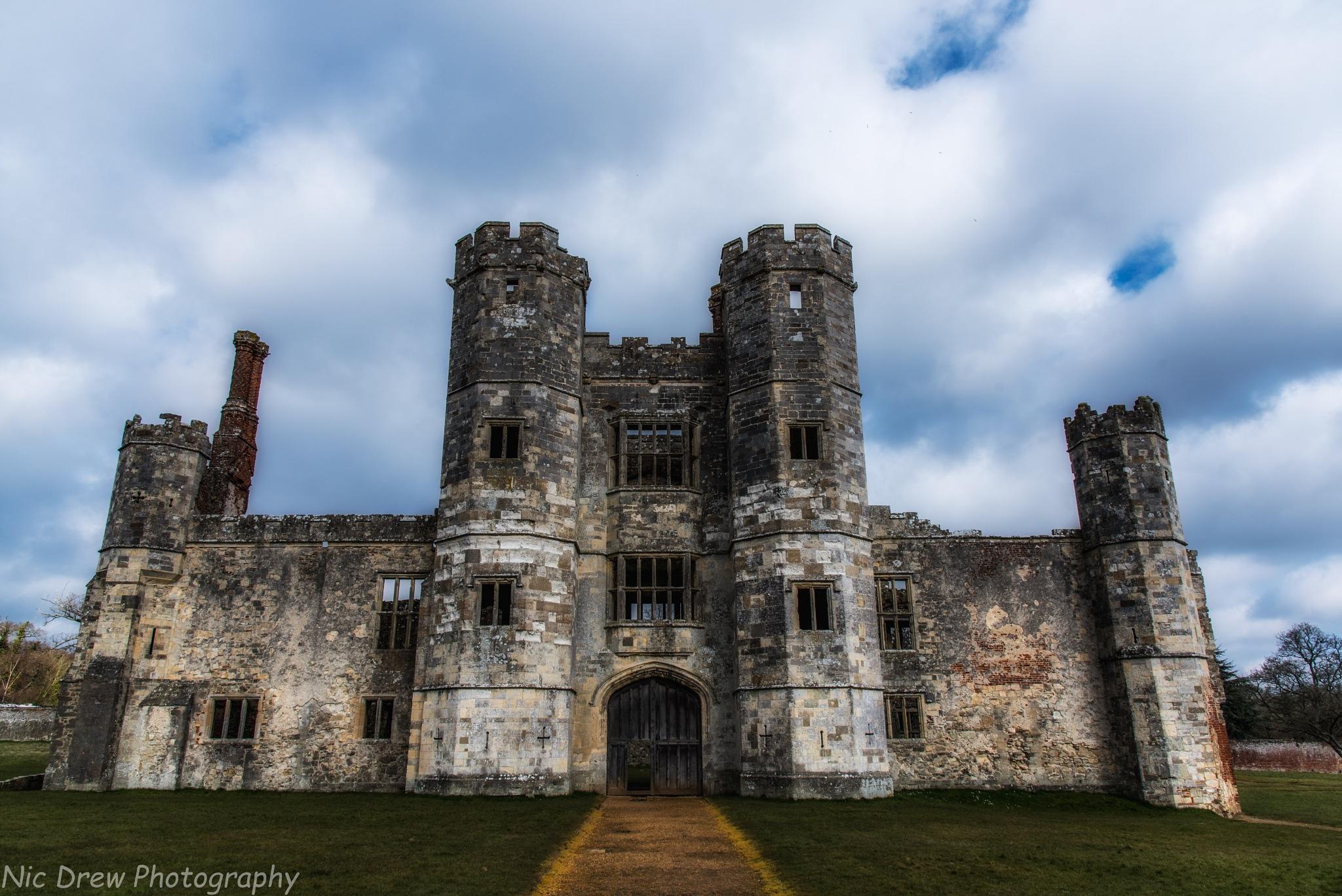 Titchfield Abbey  (2) by Nic Drew