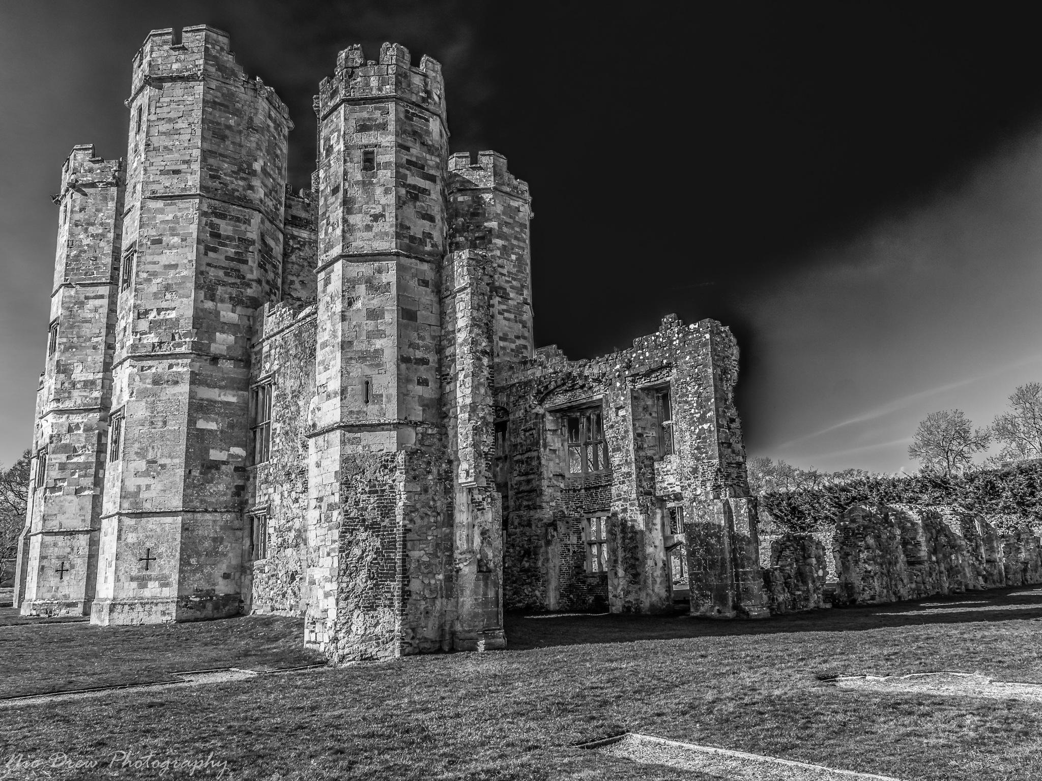 Titchfield Abbey by Nic Drew