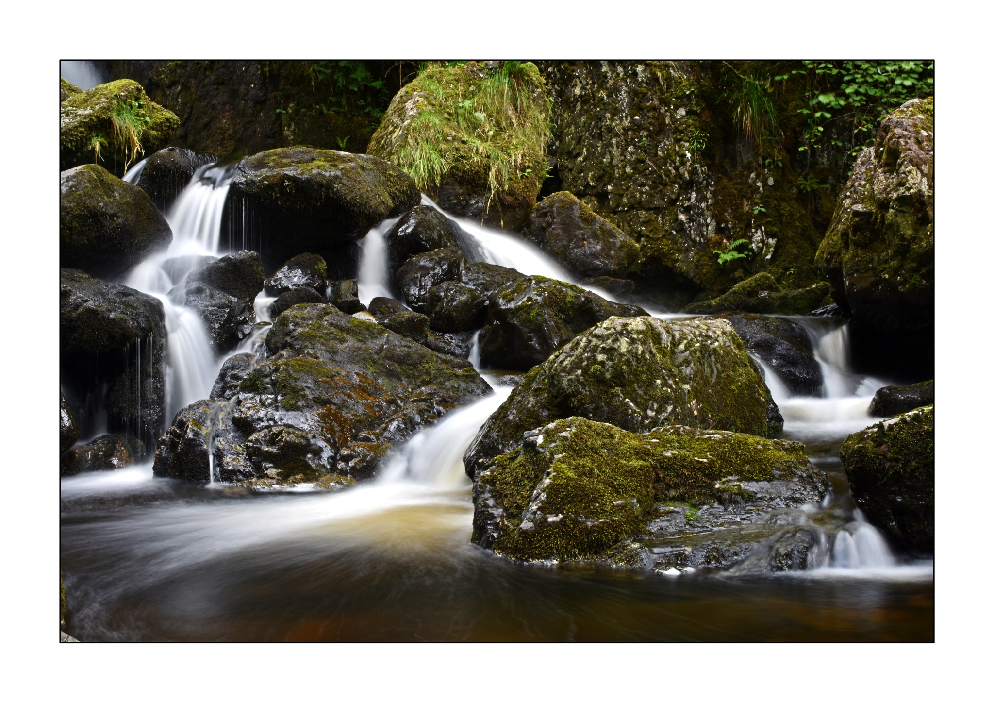 Waterfall by Trevor Robinson