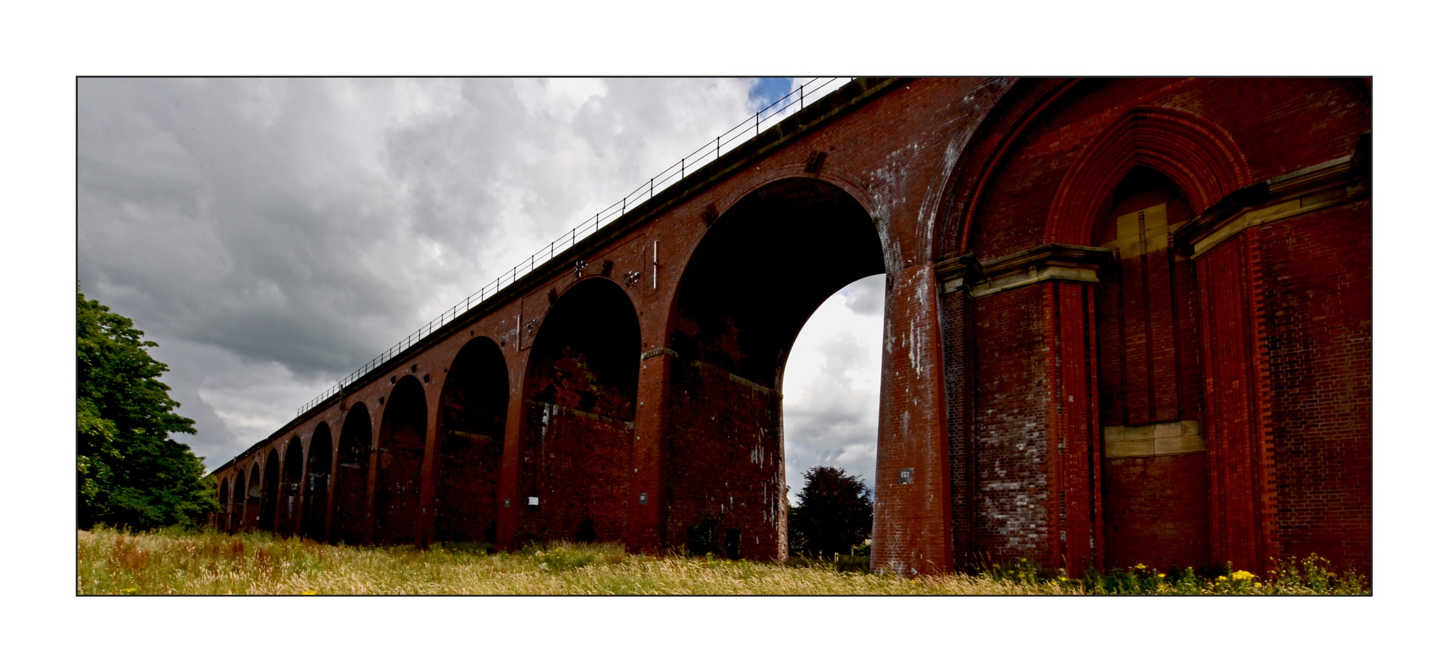 Canal Bridge by Trevor Robinson
