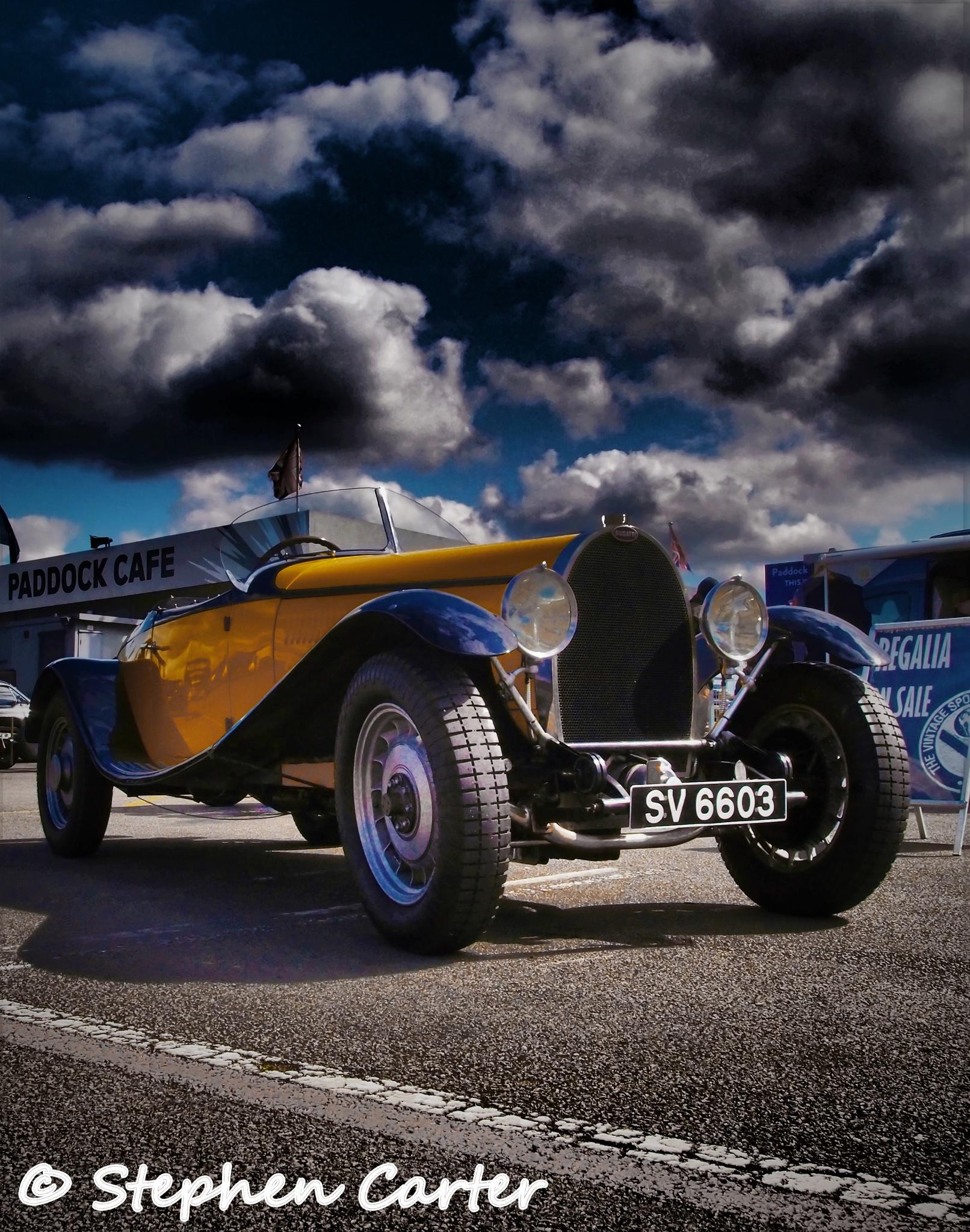 Bugatti SV 6603 by Stephen Carter Photography