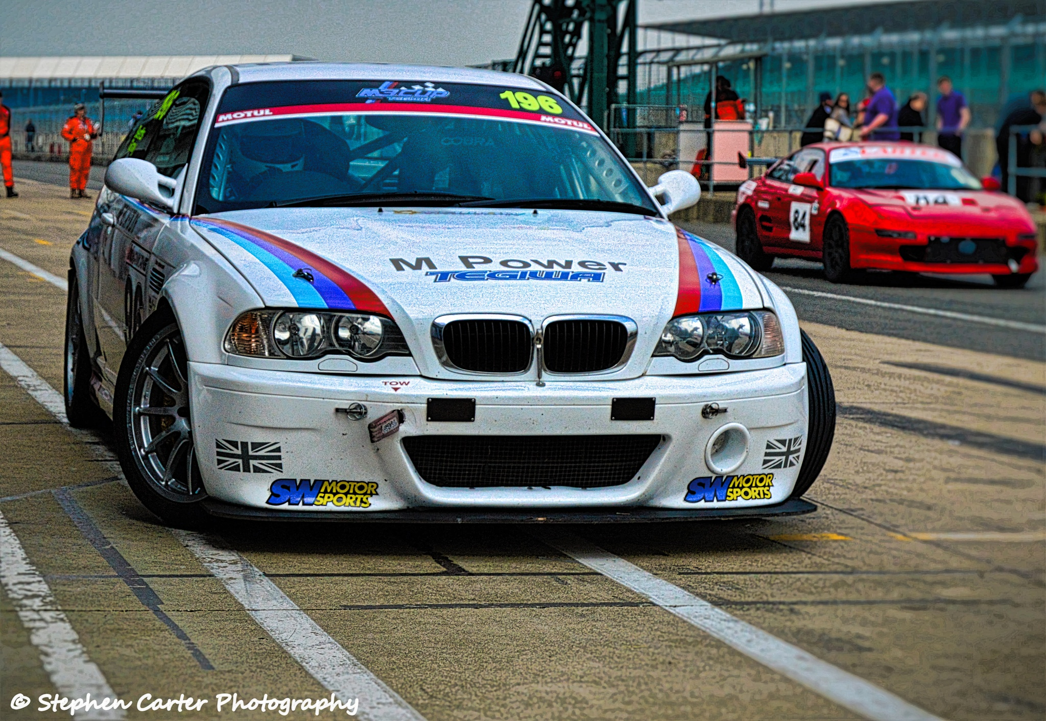 BMW M3 - 750 Motor Club by Stephen Carter Photography