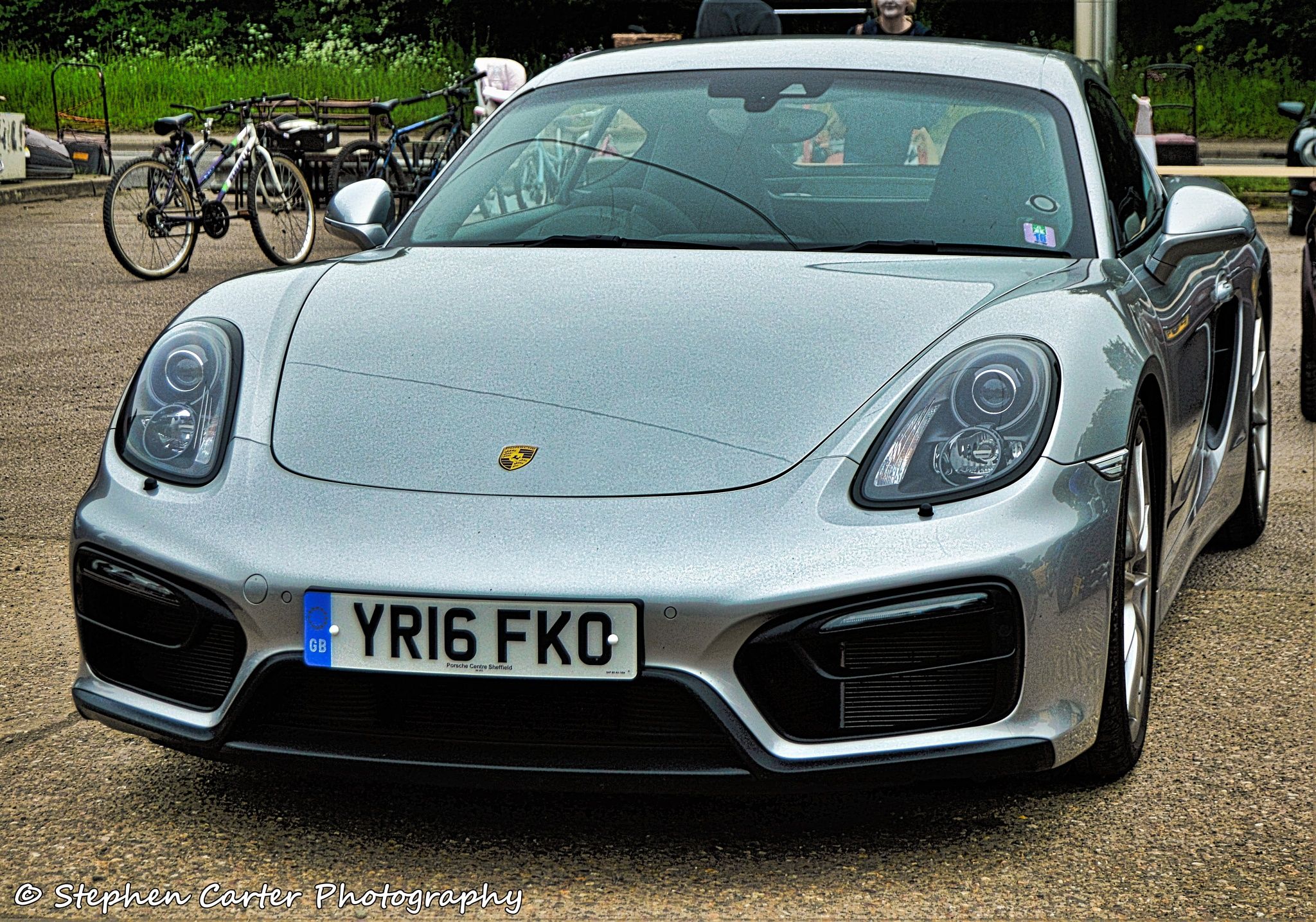 Porsche Cayman GTS by Stephen Carter Photography