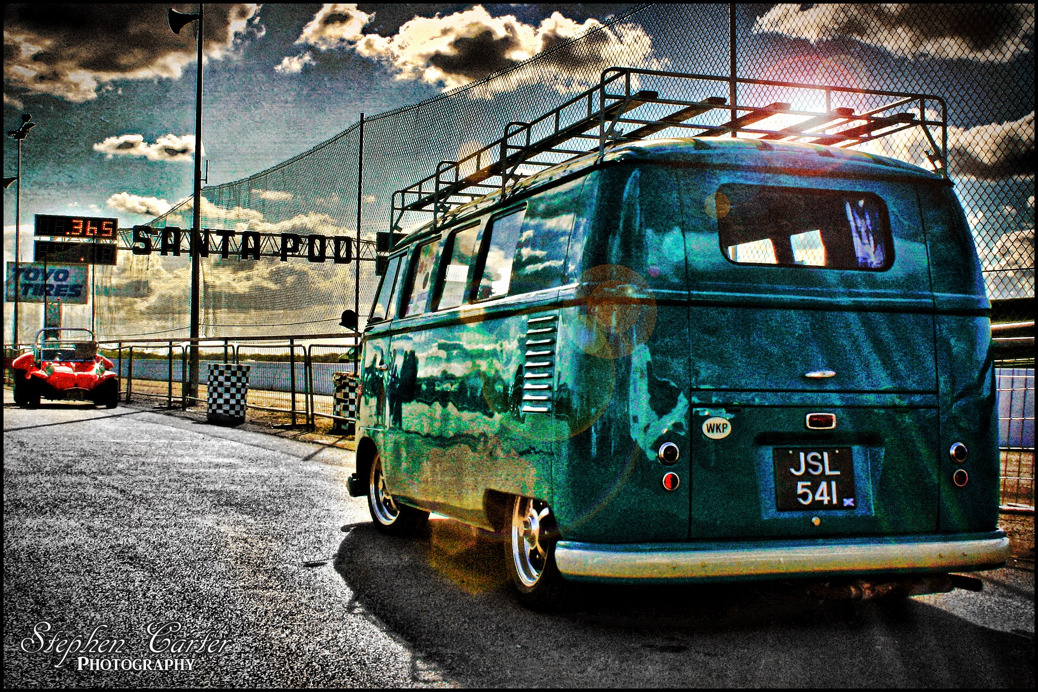 VW Camper by Stephen Carter Photography