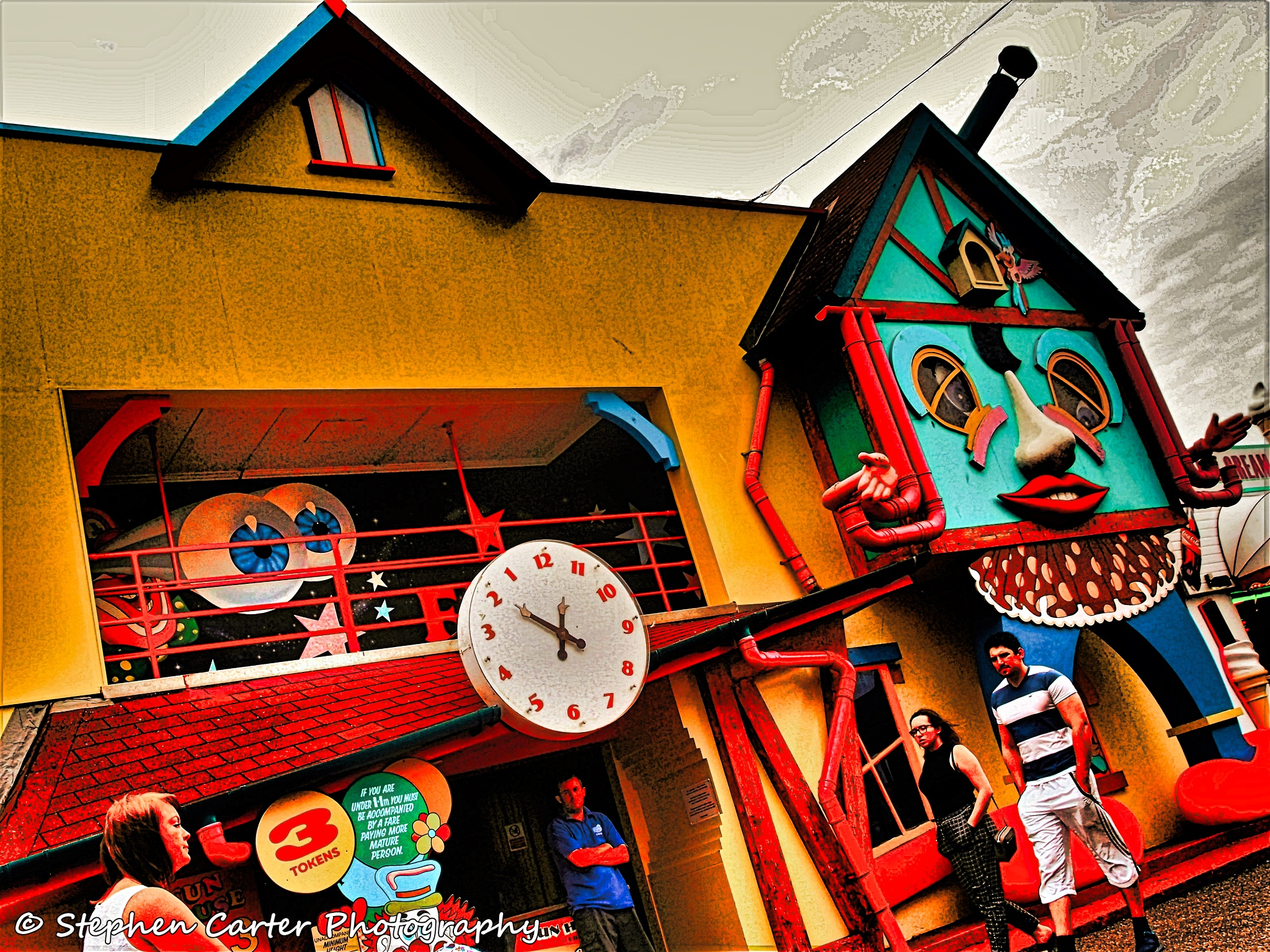 The Fun House by Stephen Carter Photography