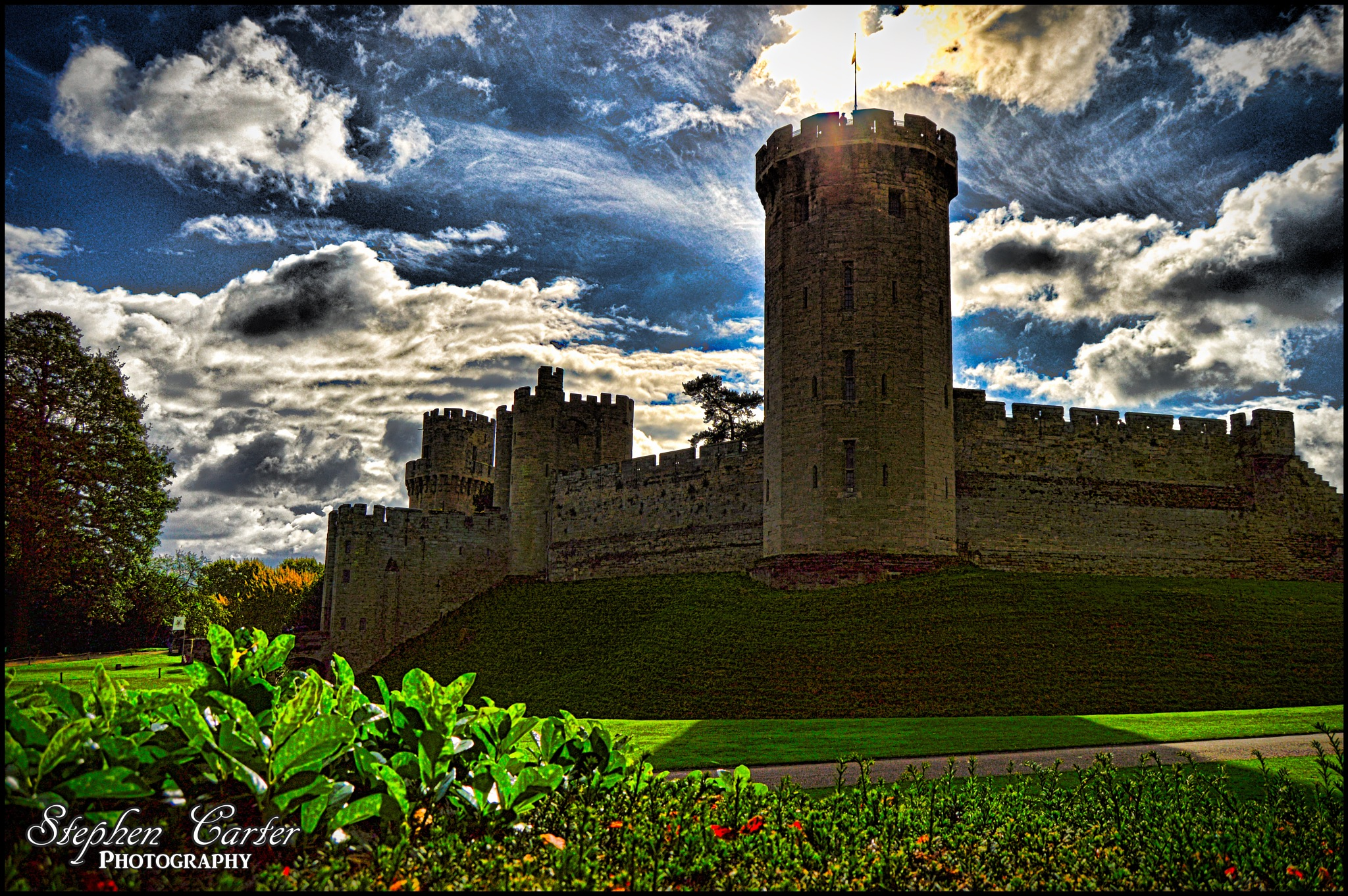 Warwick Castle by Stephen Carter Photography