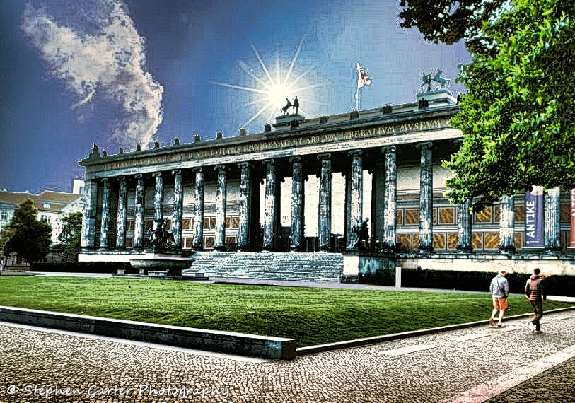 Altes Museum, Berlin by Stephen Carter Photography