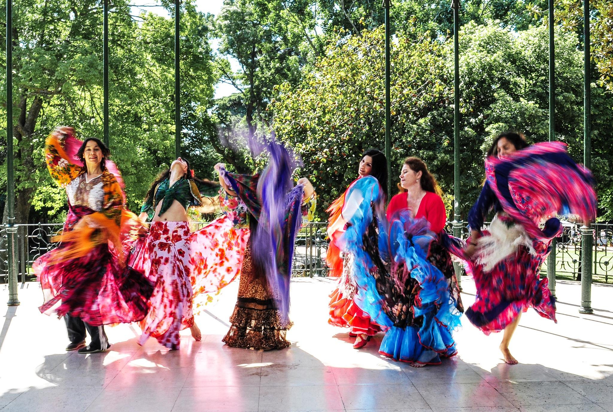 Dance and colours... by Ana Ribeiro