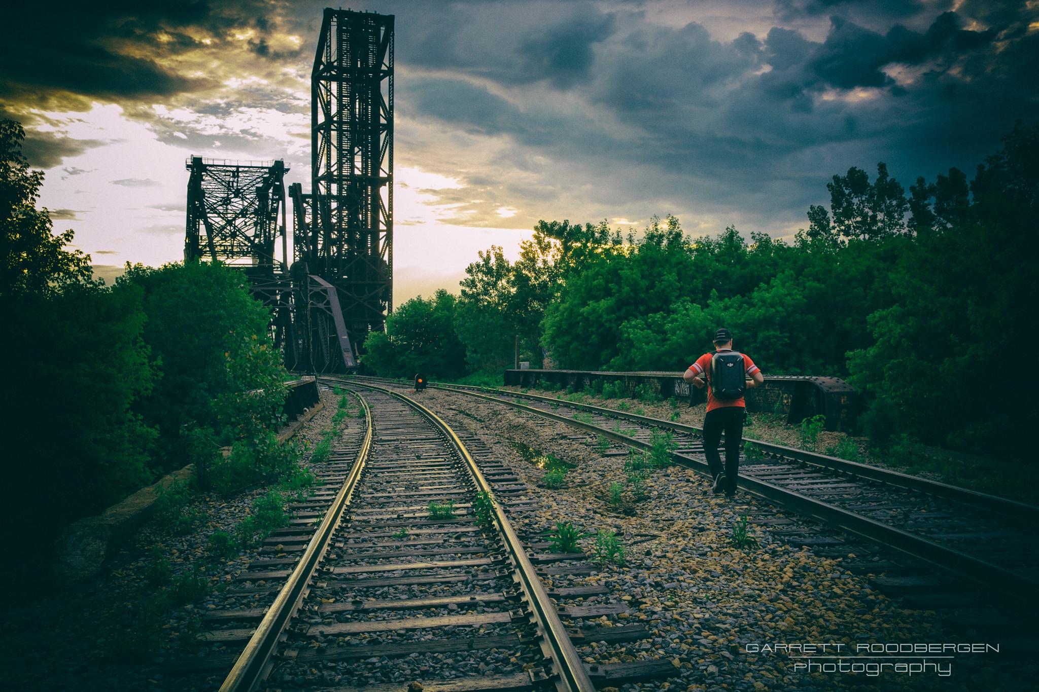Walk by Garrett Roodbergen