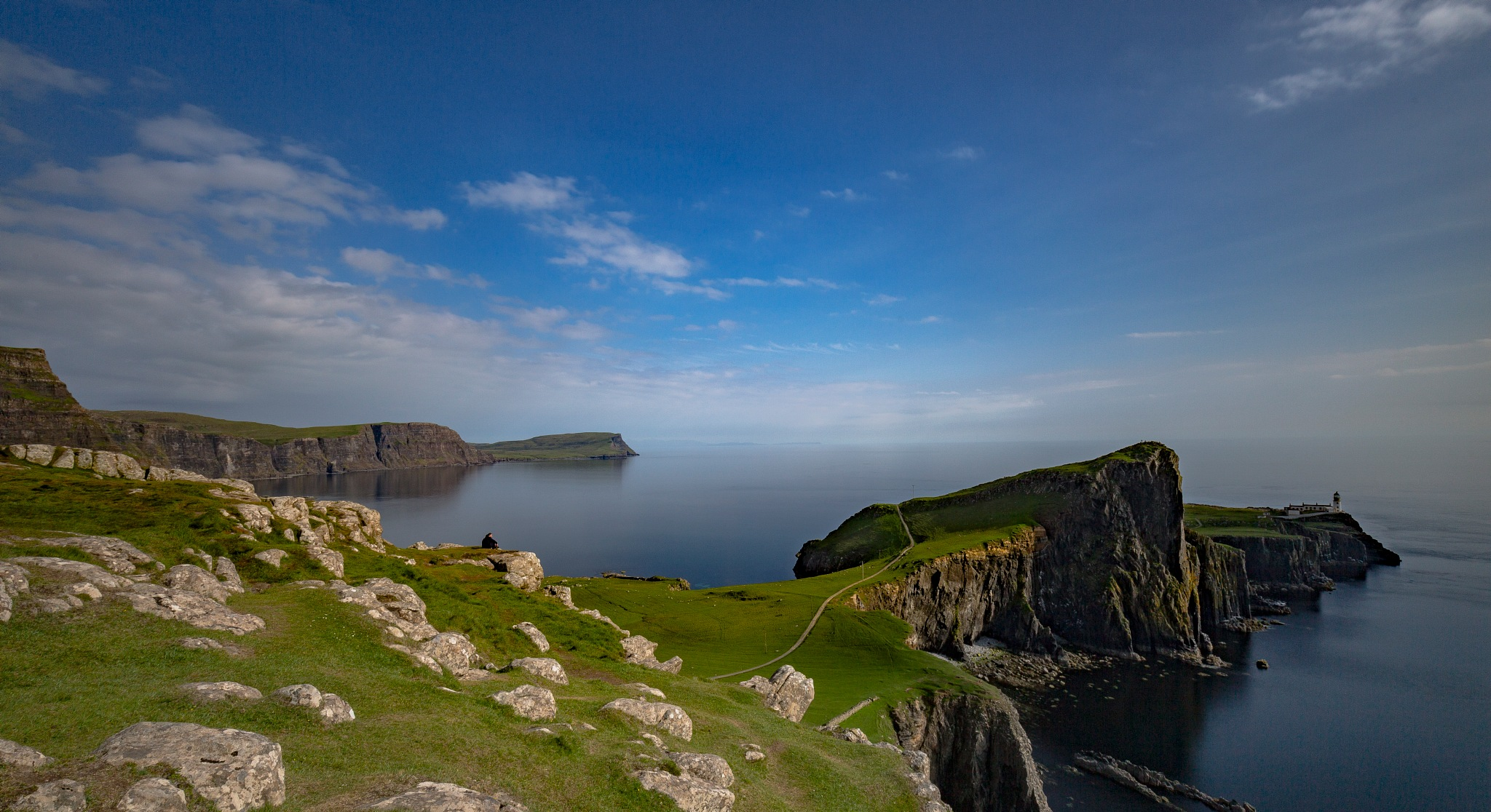 Neist Point and Hoe Rape  by andymax93