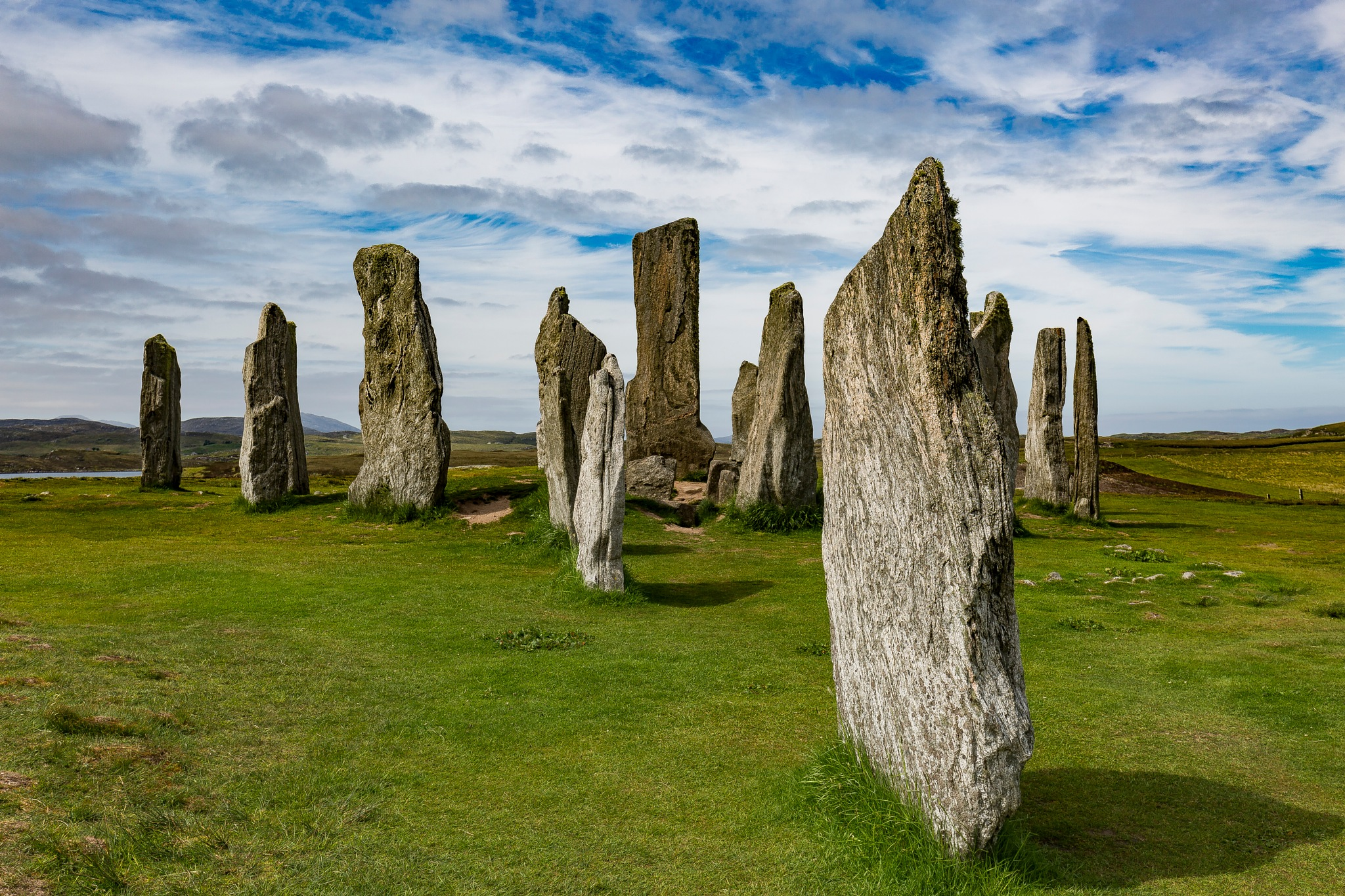 Standing Stones, Callanish by andymax93